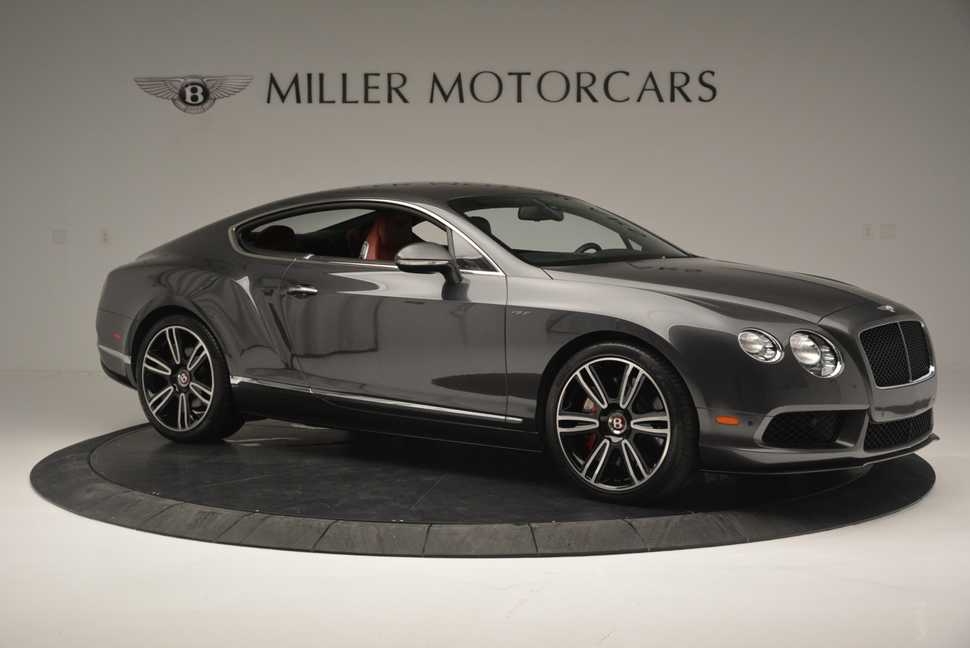 Used 2015 Bentley Continental GT V8 S For Sale In Greenwich, CT 2207_p10