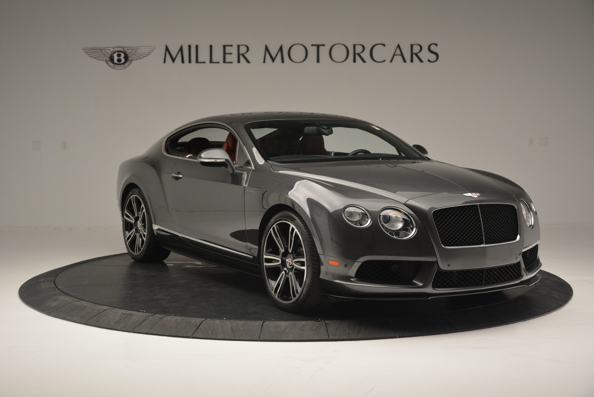 Used 2015 Bentley Continental GT V8 S For Sale In Greenwich, CT 2207_p11