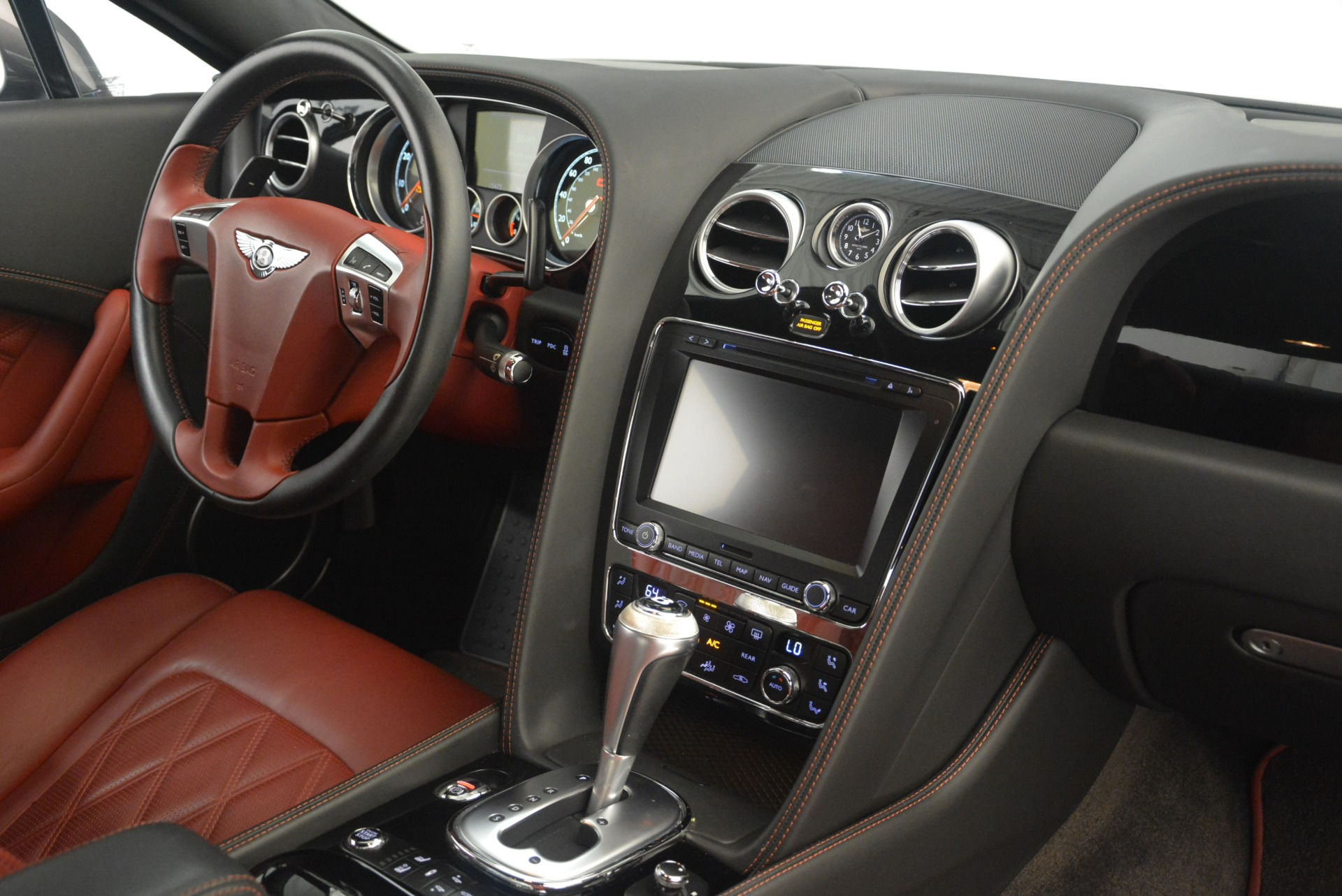 Used 2015 Bentley Continental GT V8 S For Sale In Greenwich, CT 2207_p26