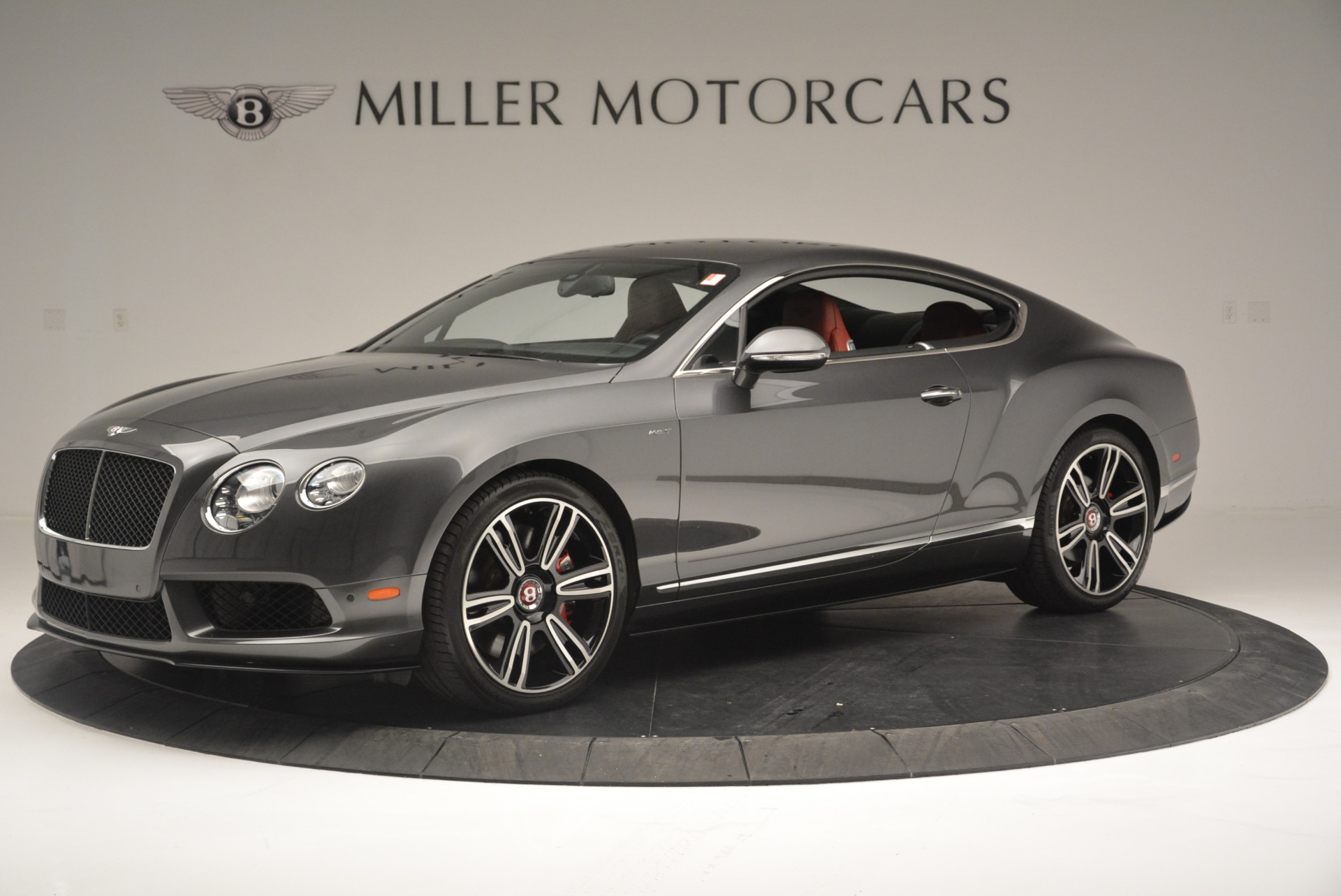Used 2015 Bentley Continental GT V8 S For Sale In Greenwich, CT 2207_p2