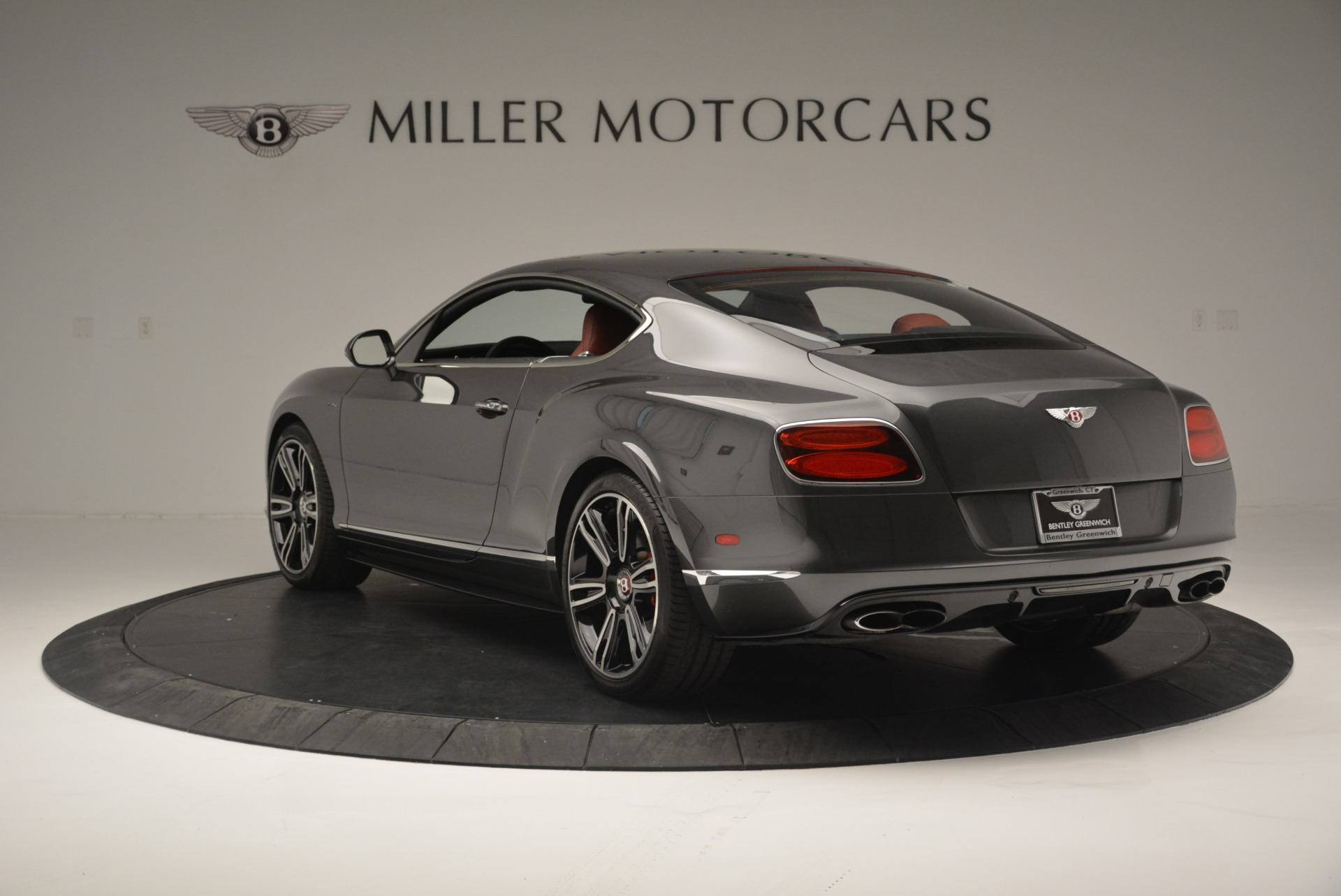 Used 2015 Bentley Continental GT V8 S For Sale In Greenwich, CT 2207_p5