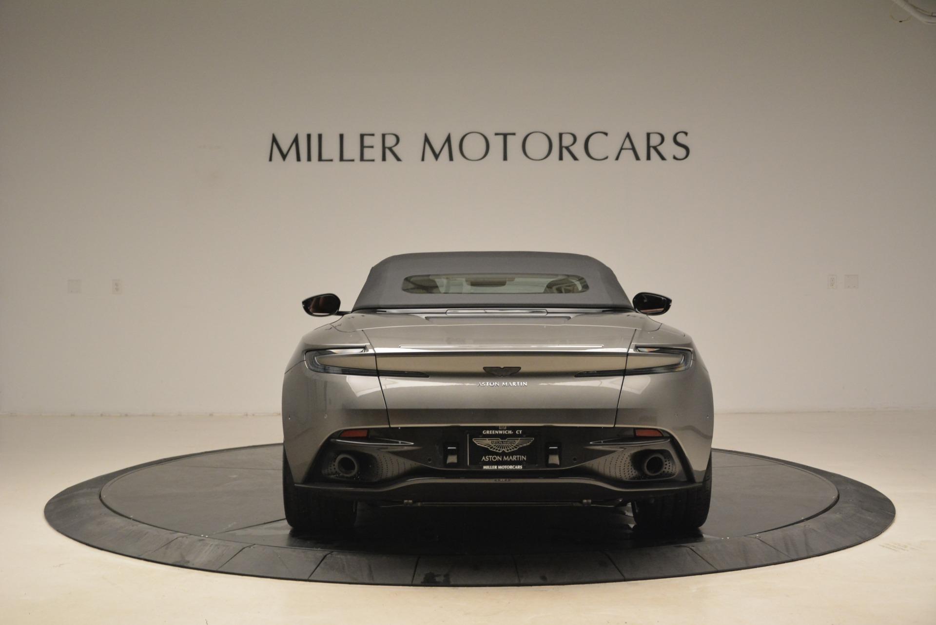 New 2019 Aston Martin DB11 Volante  For Sale In Greenwich, CT 2209_p18
