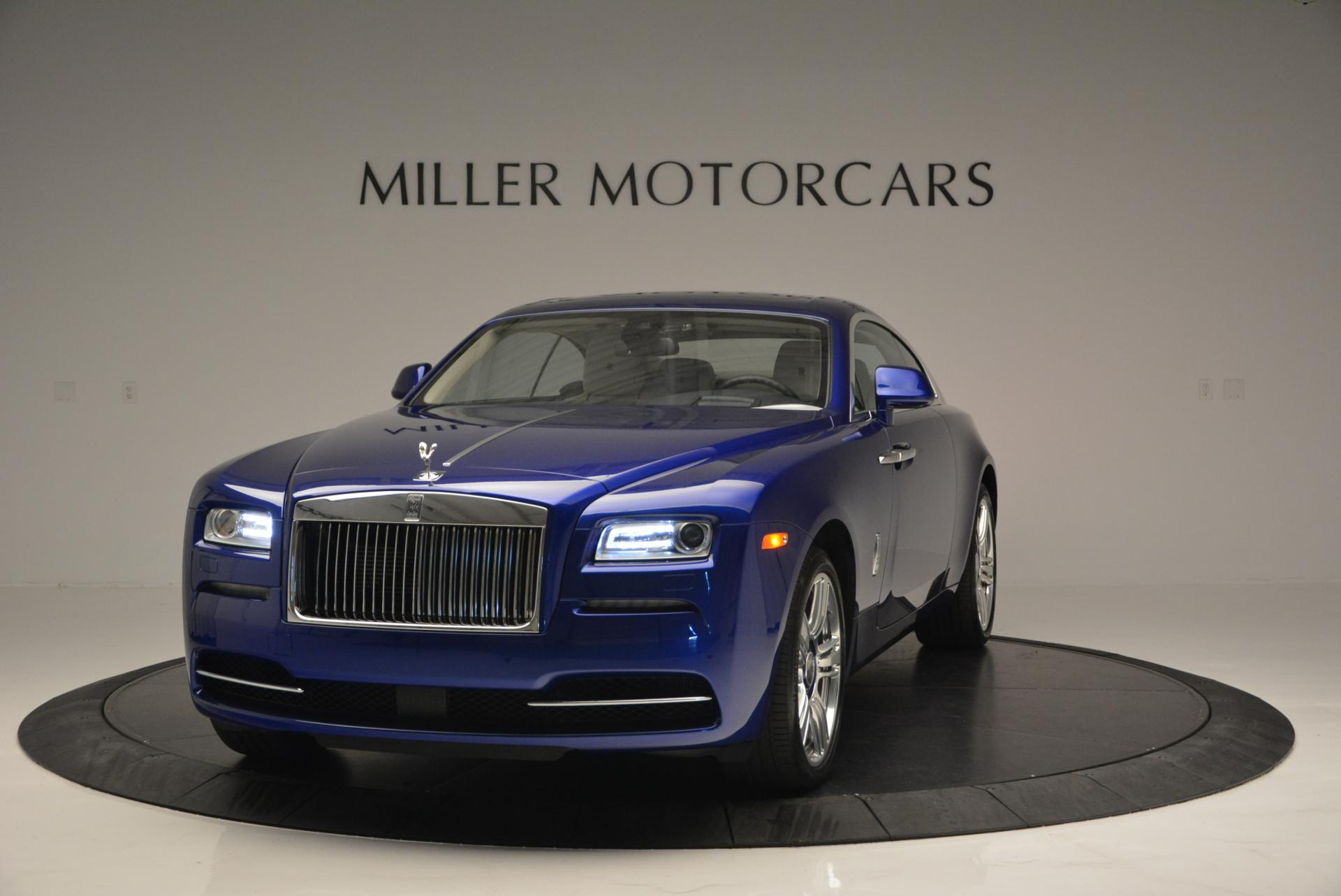 New 2016 Rolls-Royce Wraith  For Sale In Greenwich, CT 221_main