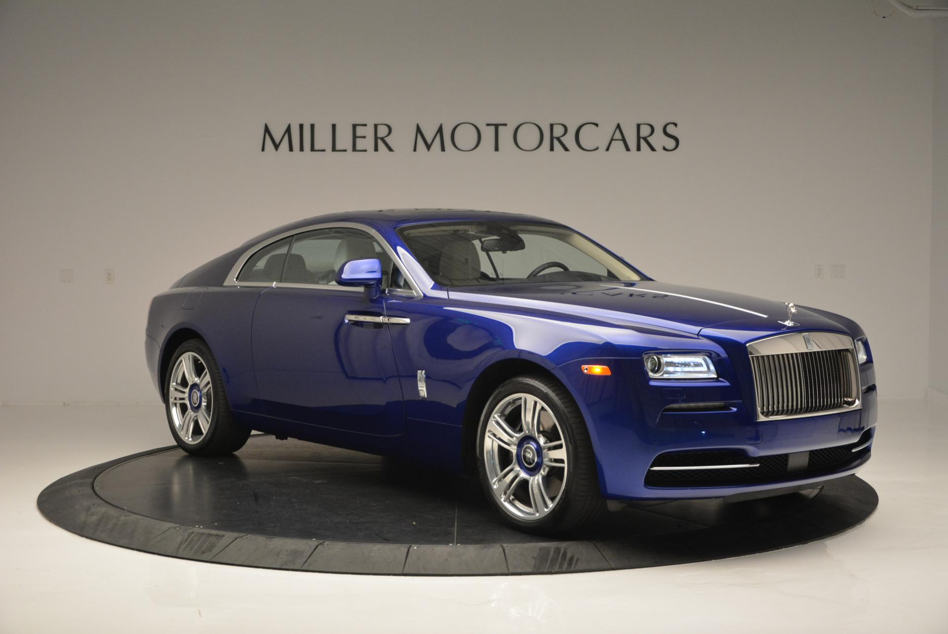 New 2016 Rolls-Royce Wraith  For Sale In Greenwich, CT 221_p11