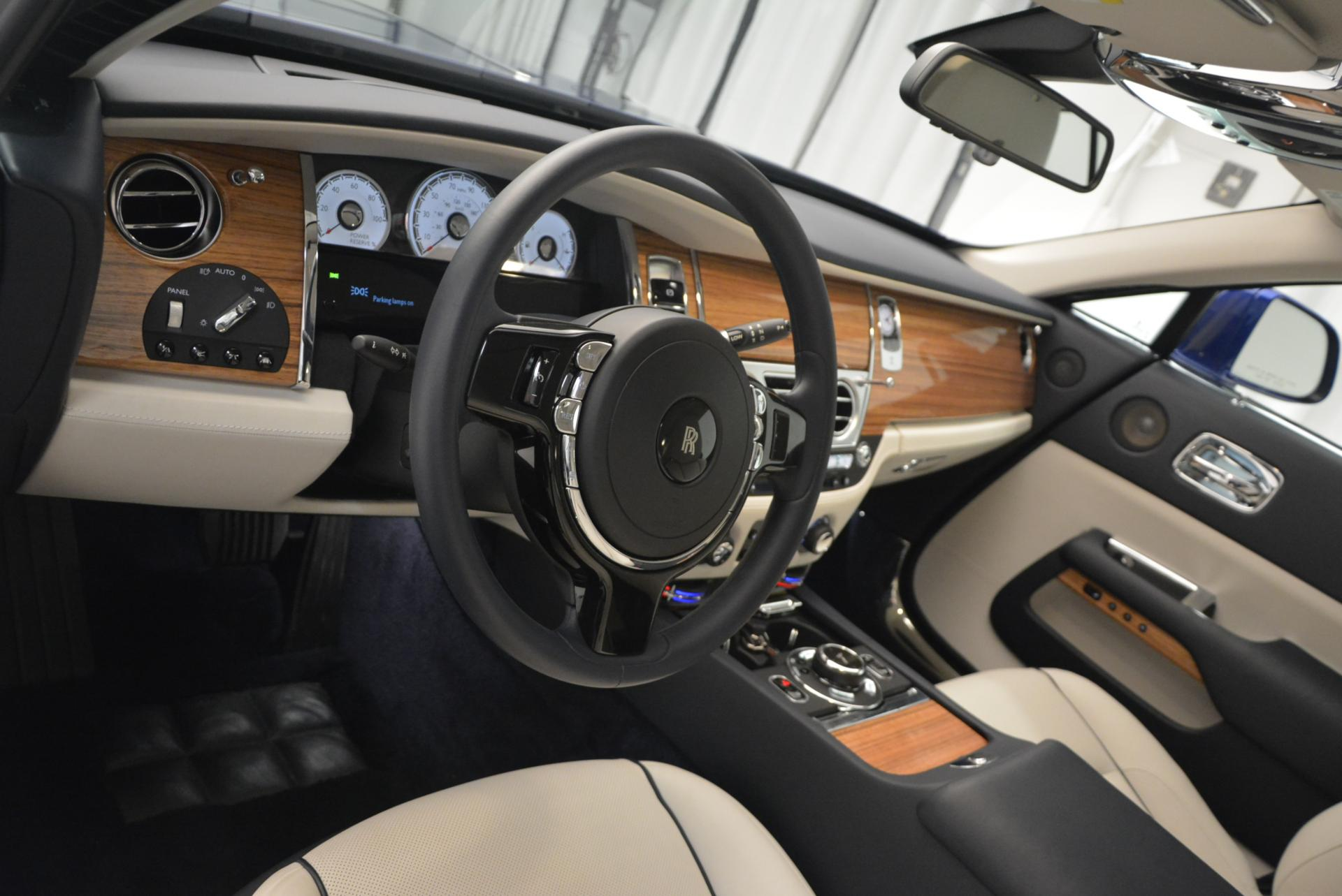 New 2016 Rolls-Royce Wraith  For Sale In Greenwich, CT 221_p16