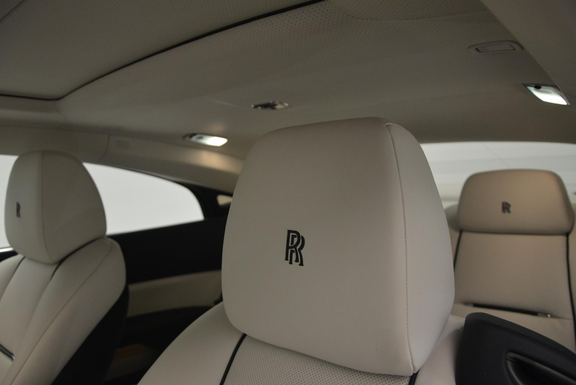 New 2016 Rolls-Royce Wraith  For Sale In Greenwich, CT 221_p18