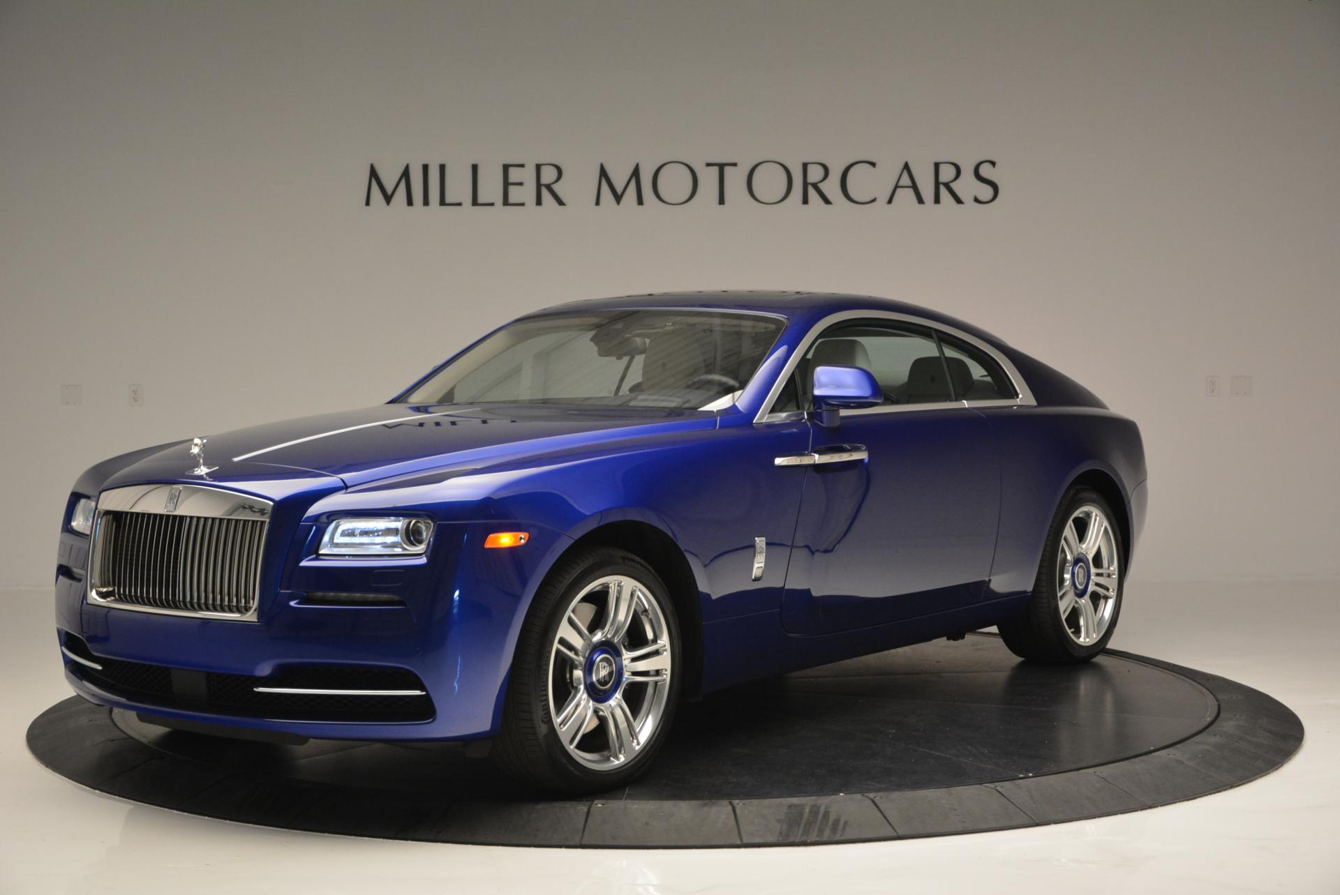 New 2016 Rolls-Royce Wraith  For Sale In Greenwich, CT 221_p2