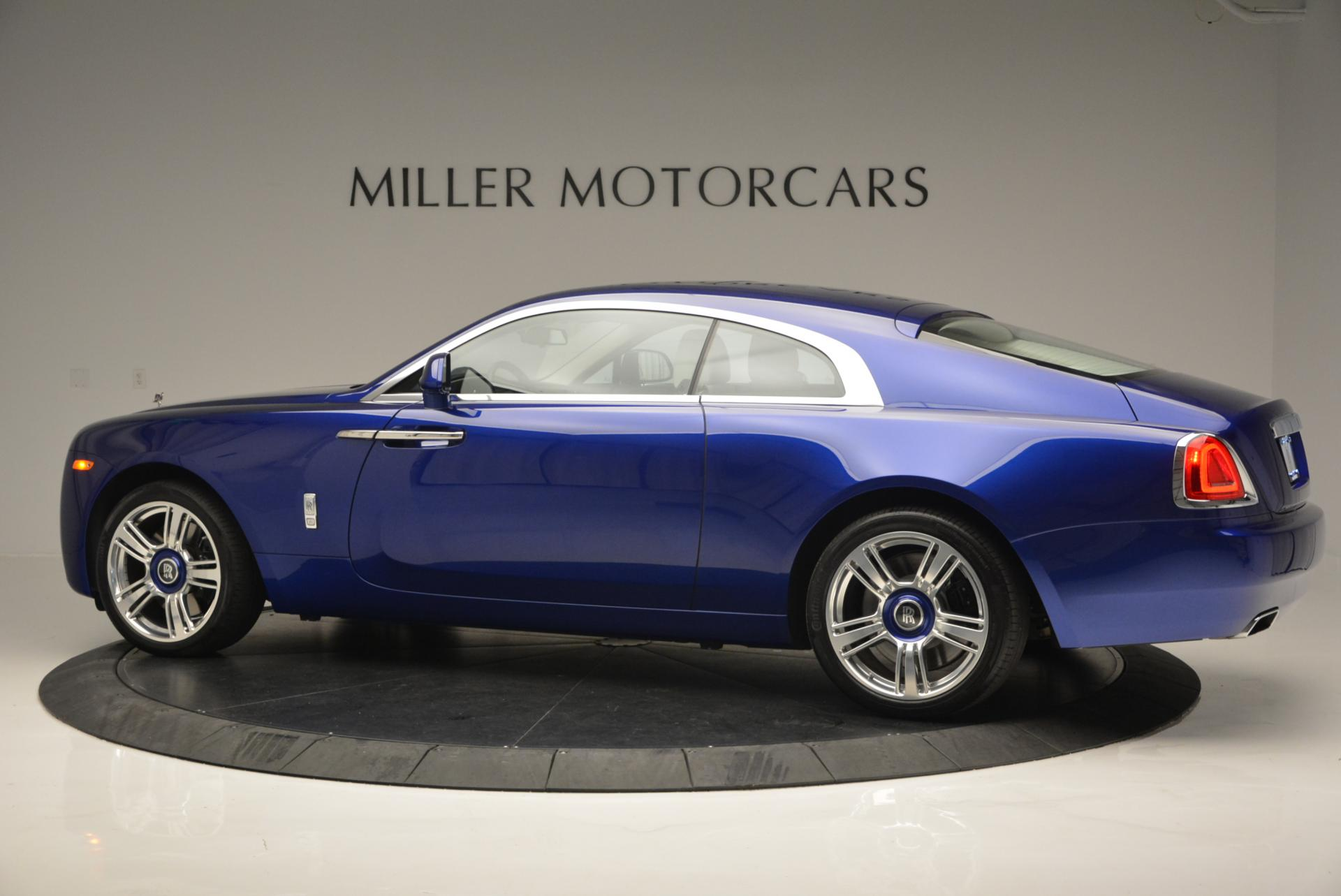 New 2016 Rolls-Royce Wraith  For Sale In Greenwich, CT 221_p4