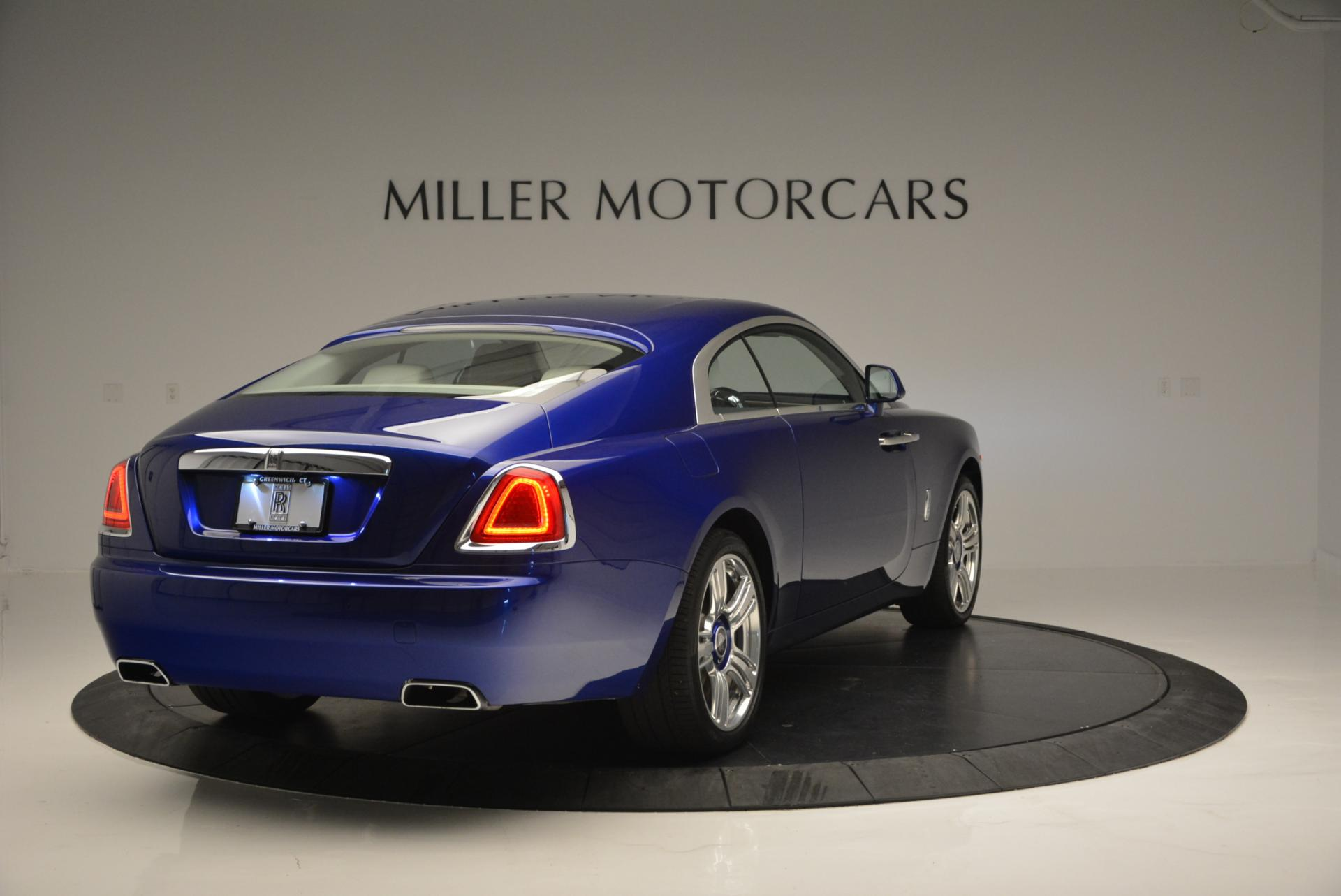 New 2016 Rolls-Royce Wraith  For Sale In Greenwich, CT 221_p7