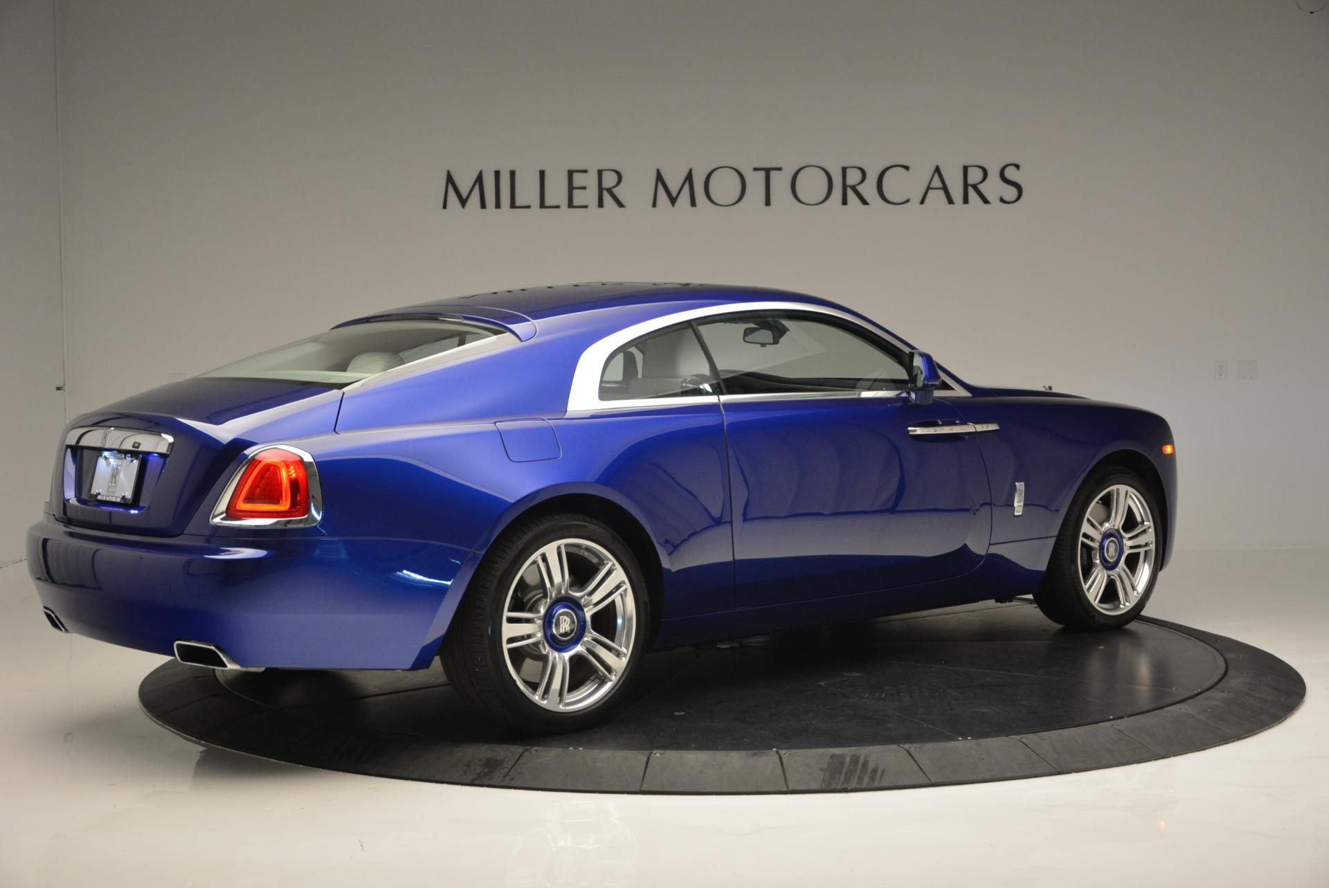 New 2016 Rolls-Royce Wraith  For Sale In Greenwich, CT 221_p8