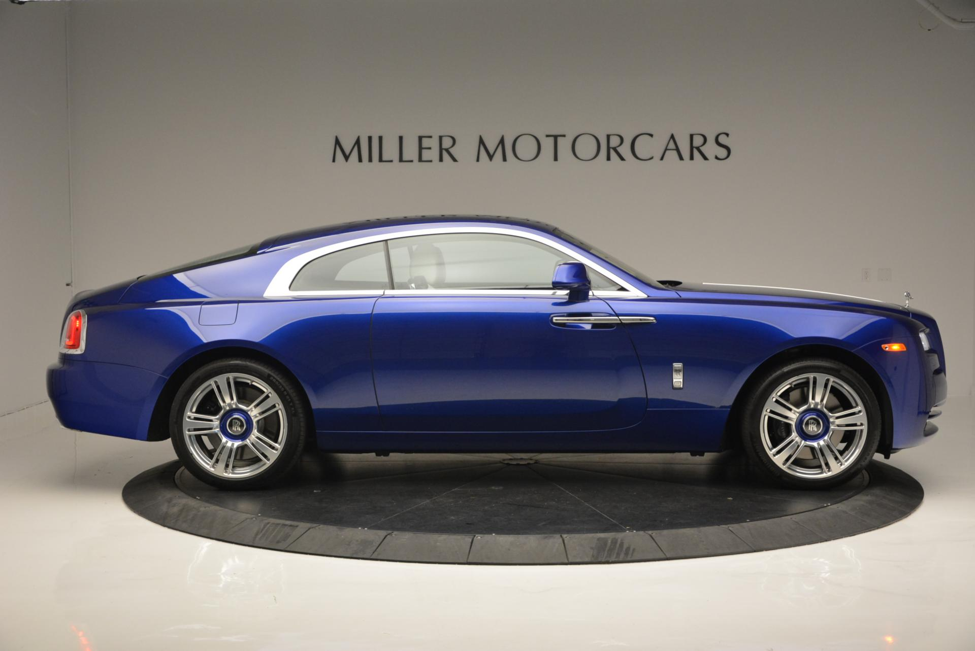 New 2016 Rolls-Royce Wraith  For Sale In Greenwich, CT 221_p9