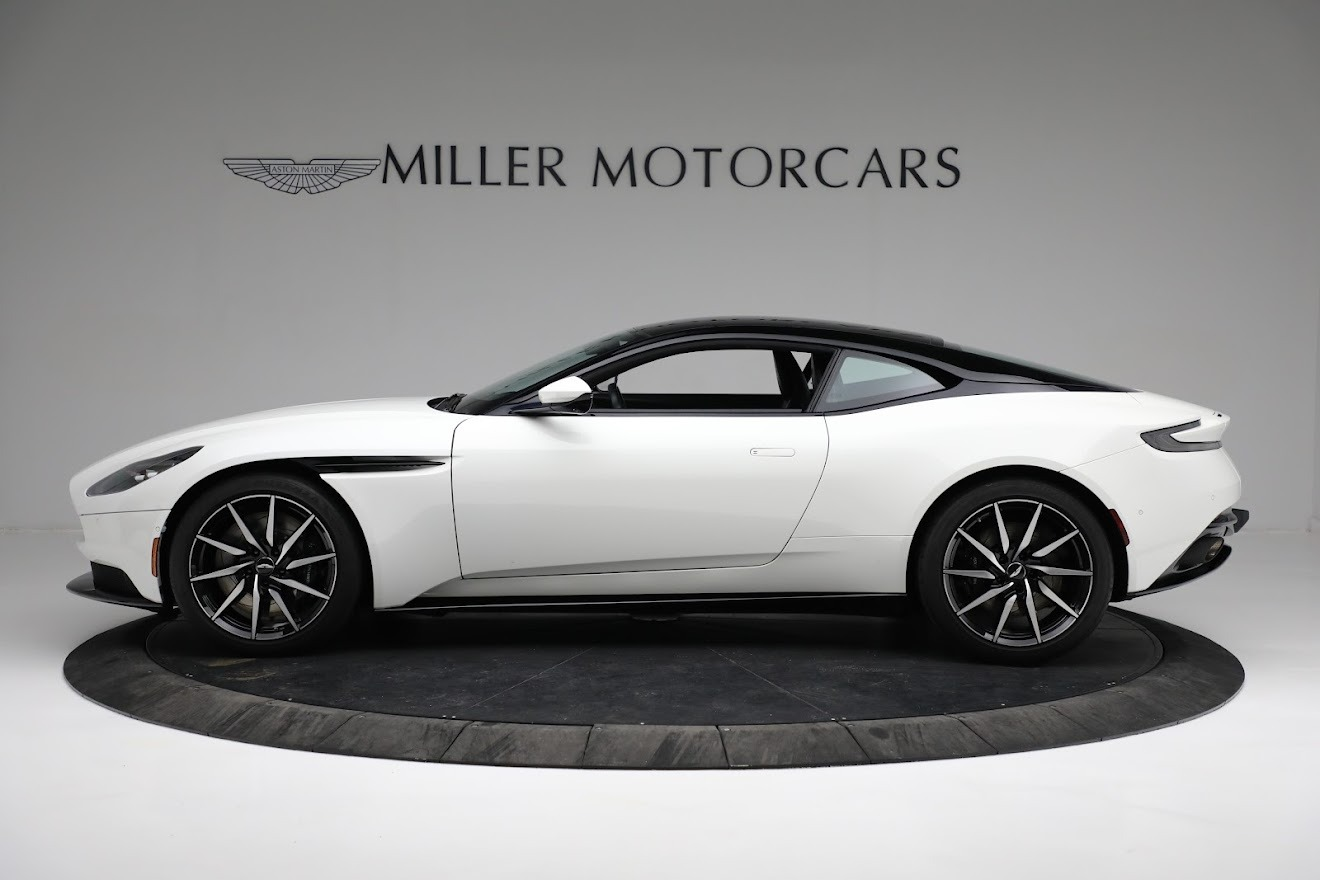 New 2018 Aston Martin DB11 V8 Coupe For Sale In Greenwich, CT 2211_p2