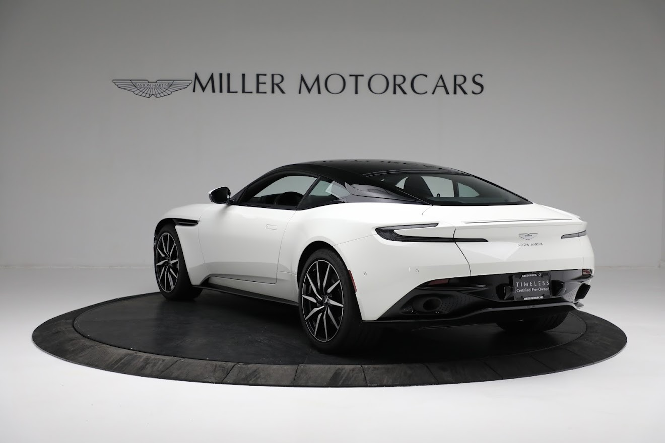 New 2018 Aston Martin DB11 V8 Coupe For Sale In Greenwich, CT 2211_p4