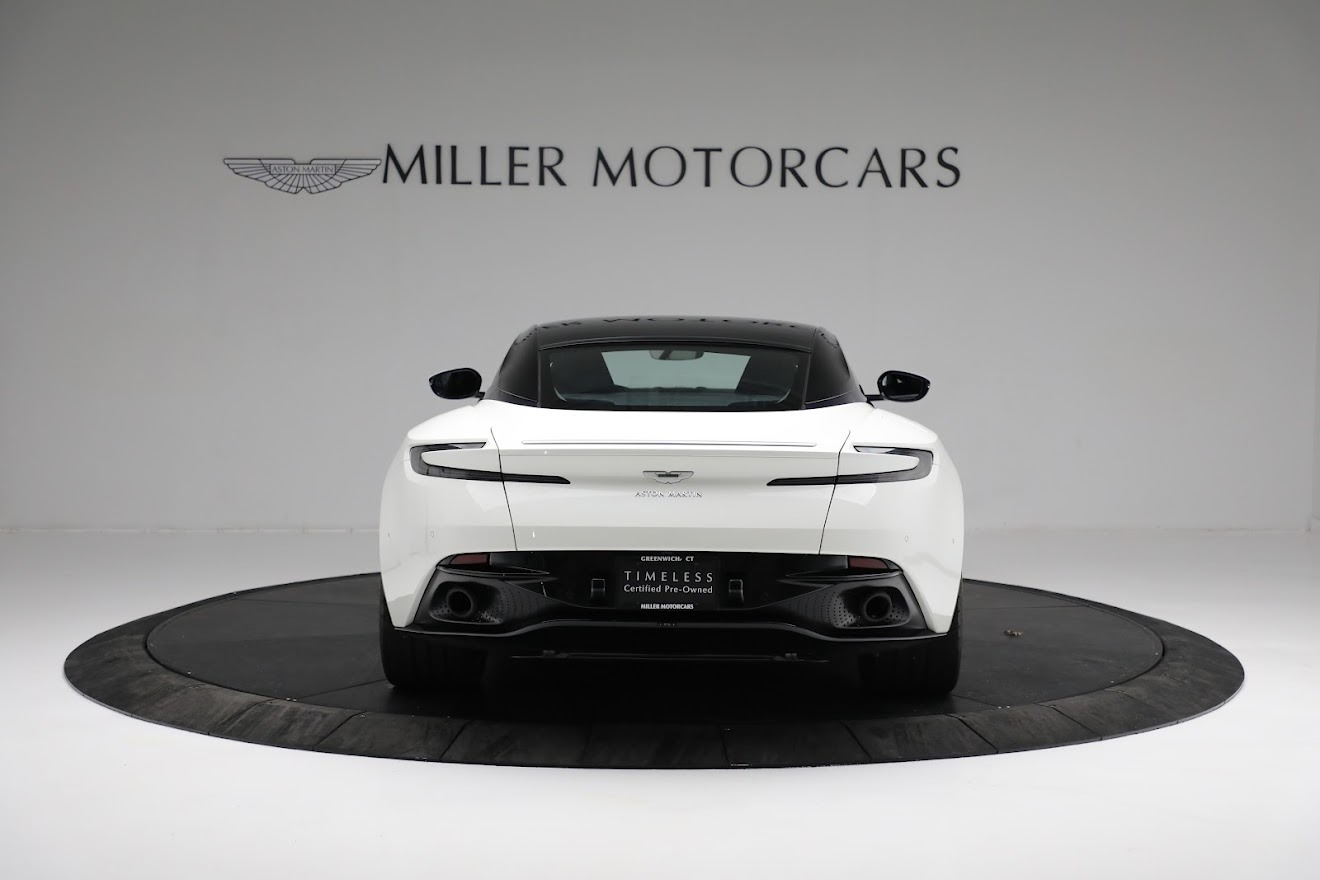 New 2018 Aston Martin DB11 V8 Coupe For Sale In Greenwich, CT 2211_p5