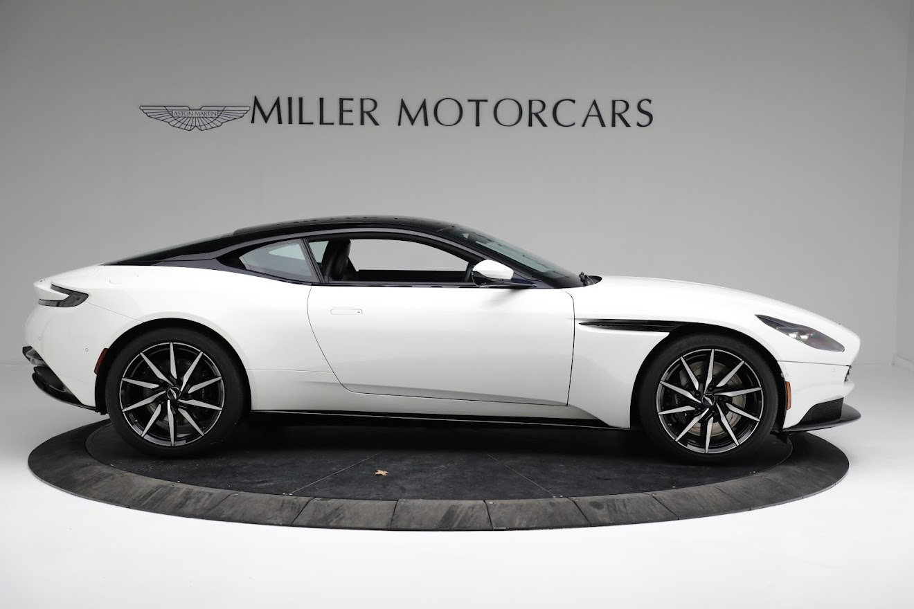 New 2018 Aston Martin DB11 V8 Coupe For Sale In Greenwich, CT 2211_p8