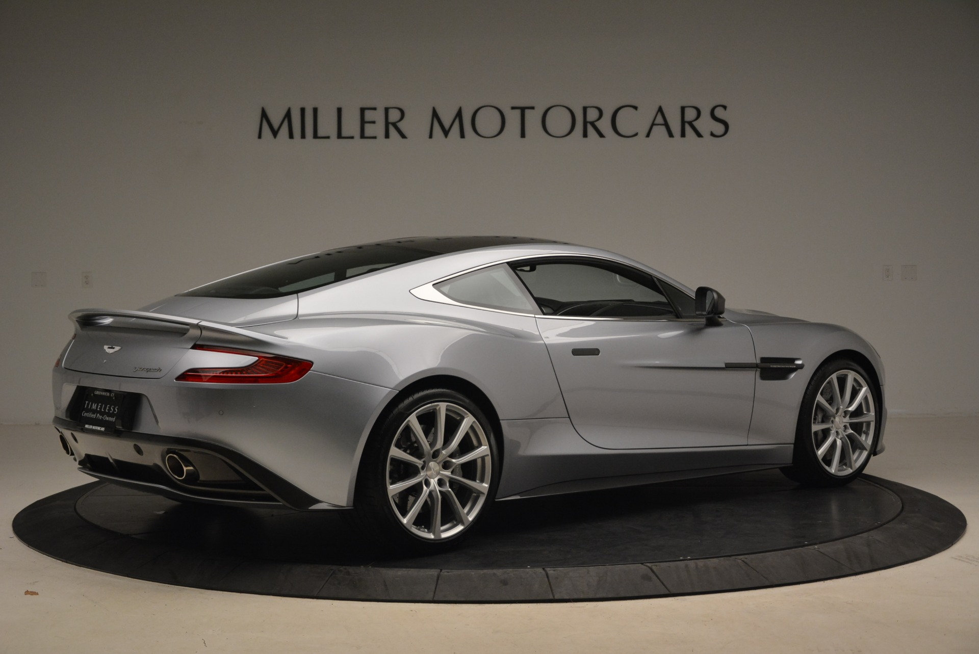 Used 2014 Aston Martin Vanquish  For Sale In Greenwich, CT 2212_p8