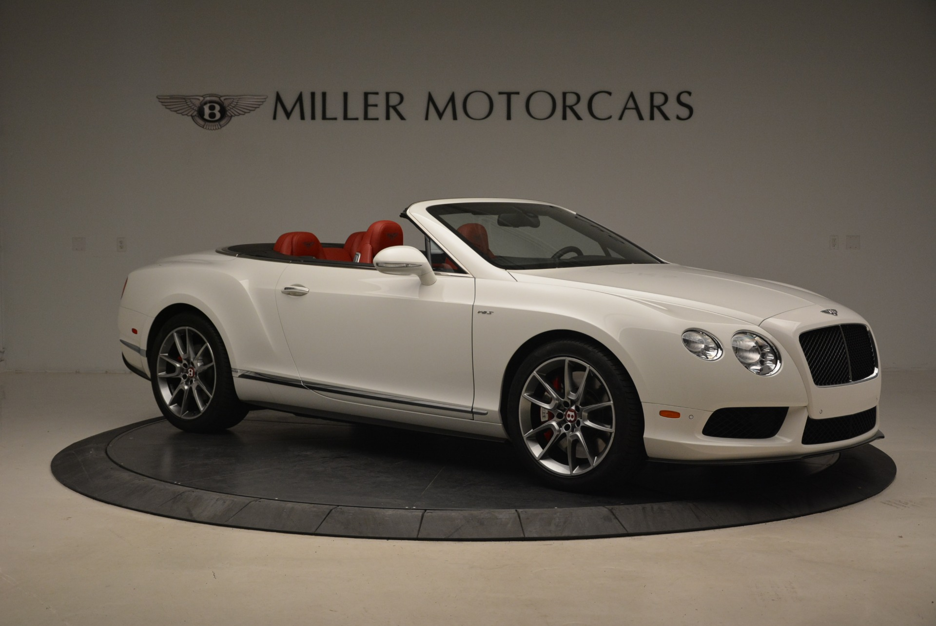 Used 2015 Bentley Continental GT V8 S For Sale In Greenwich, CT 2214_p10