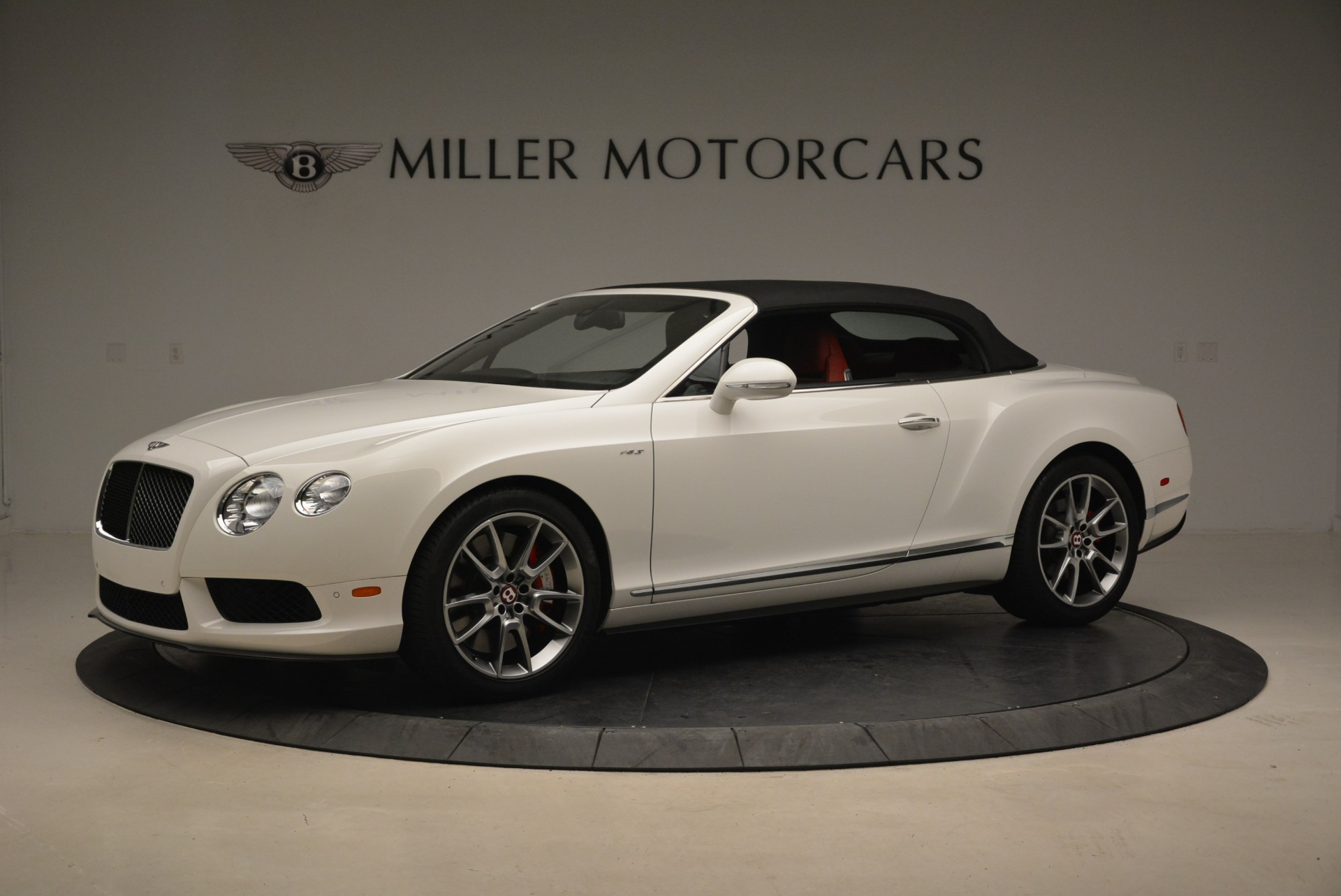 Used 2015 Bentley Continental GT V8 S For Sale In Greenwich, CT 2214_p13
