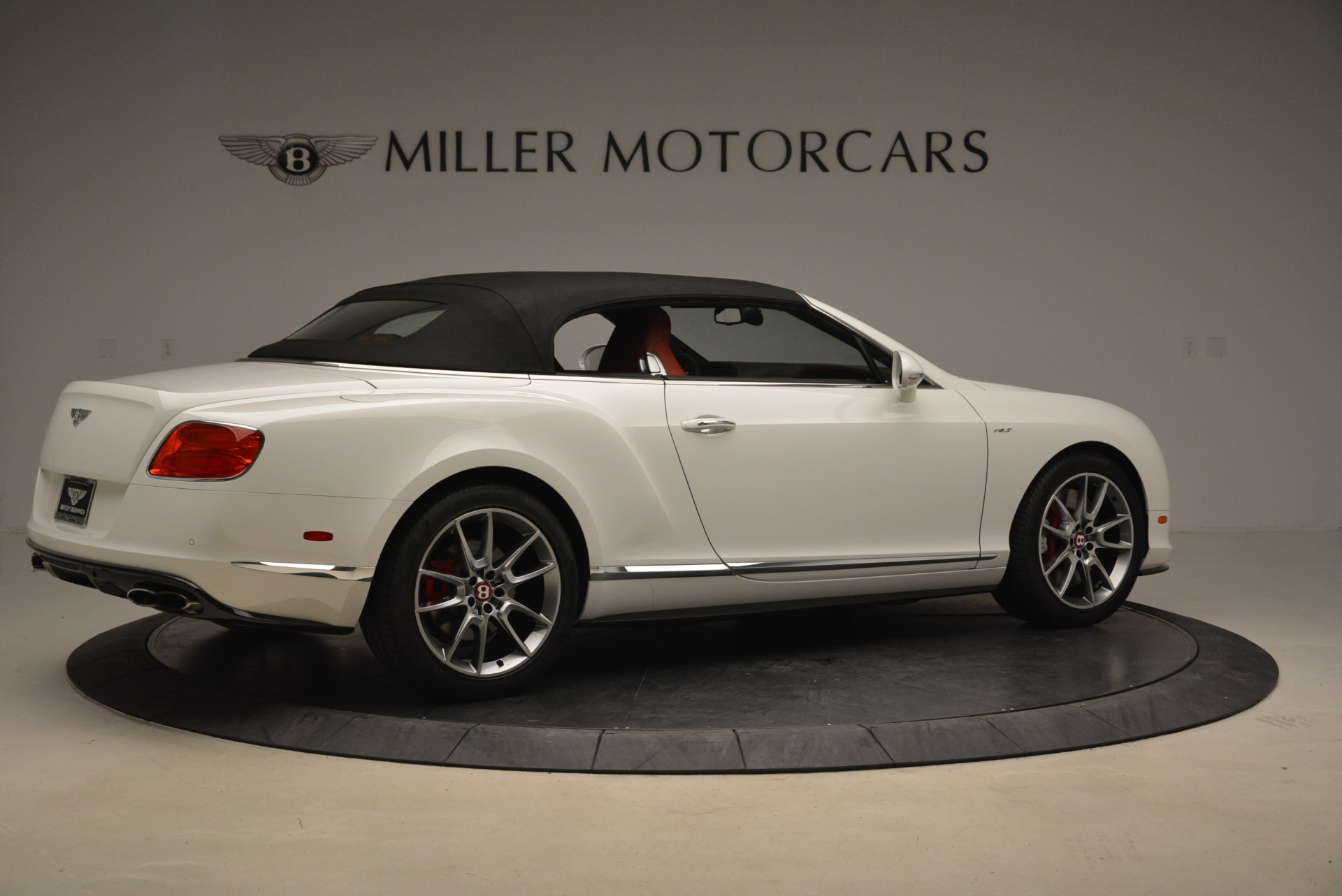 Used 2015 Bentley Continental GT V8 S For Sale In Greenwich, CT 2214_p16
