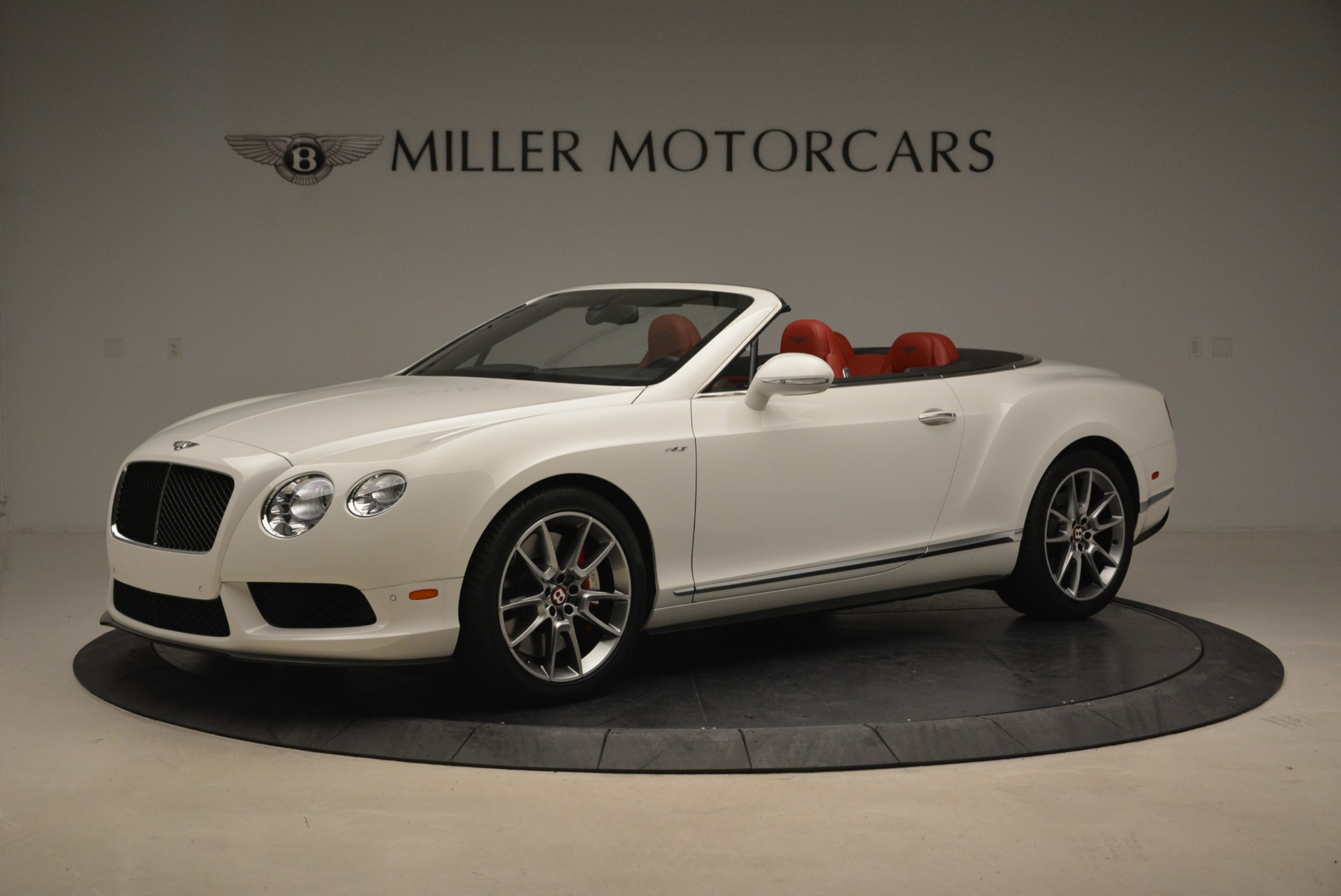 Used 2015 Bentley Continental GT V8 S For Sale In Greenwich, CT 2214_p2