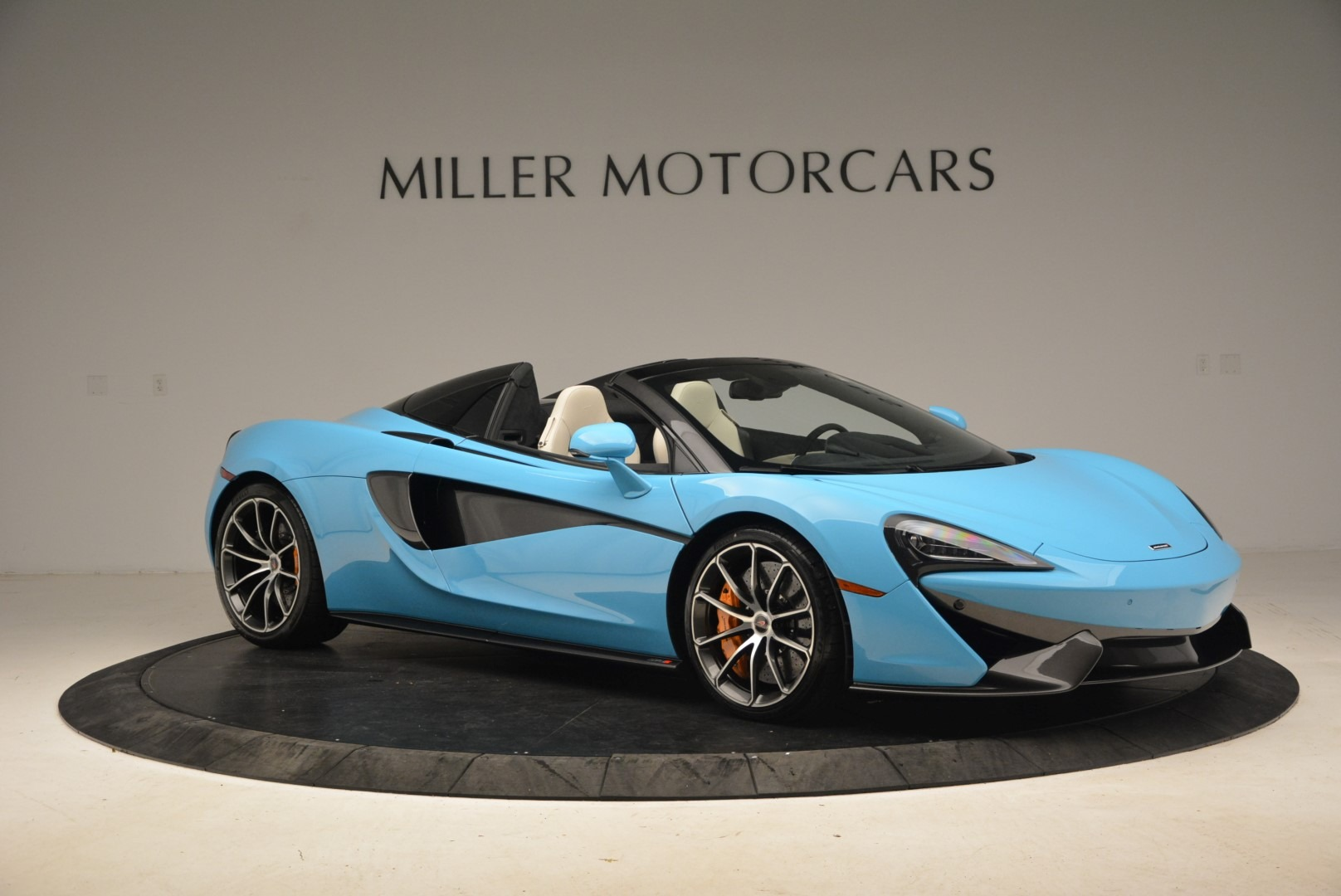 Used 2018 McLaren 570S Spider For Sale In Greenwich, CT 2215_p10
