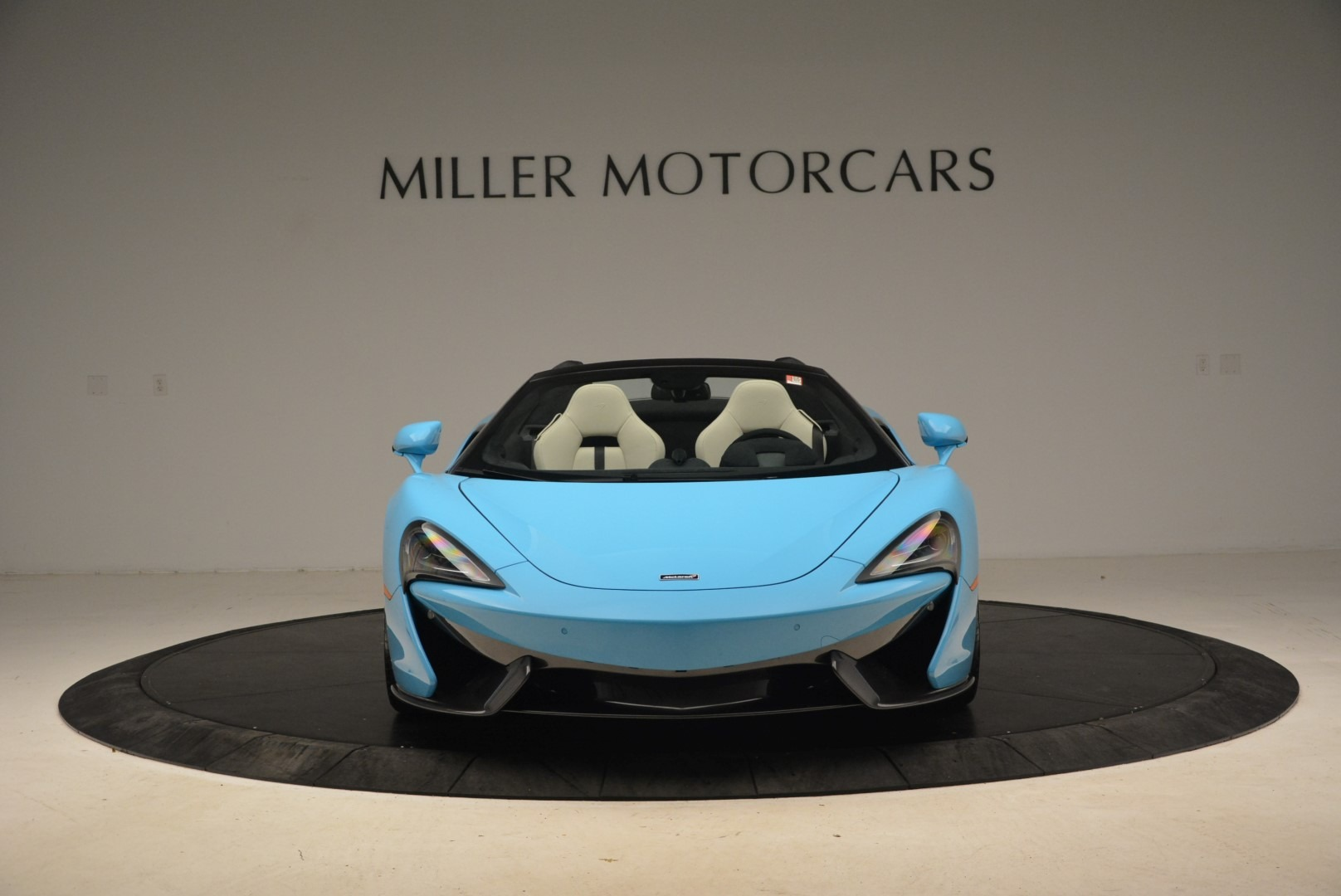 Used 2018 McLaren 570S Spider For Sale In Greenwich, CT 2215_p12