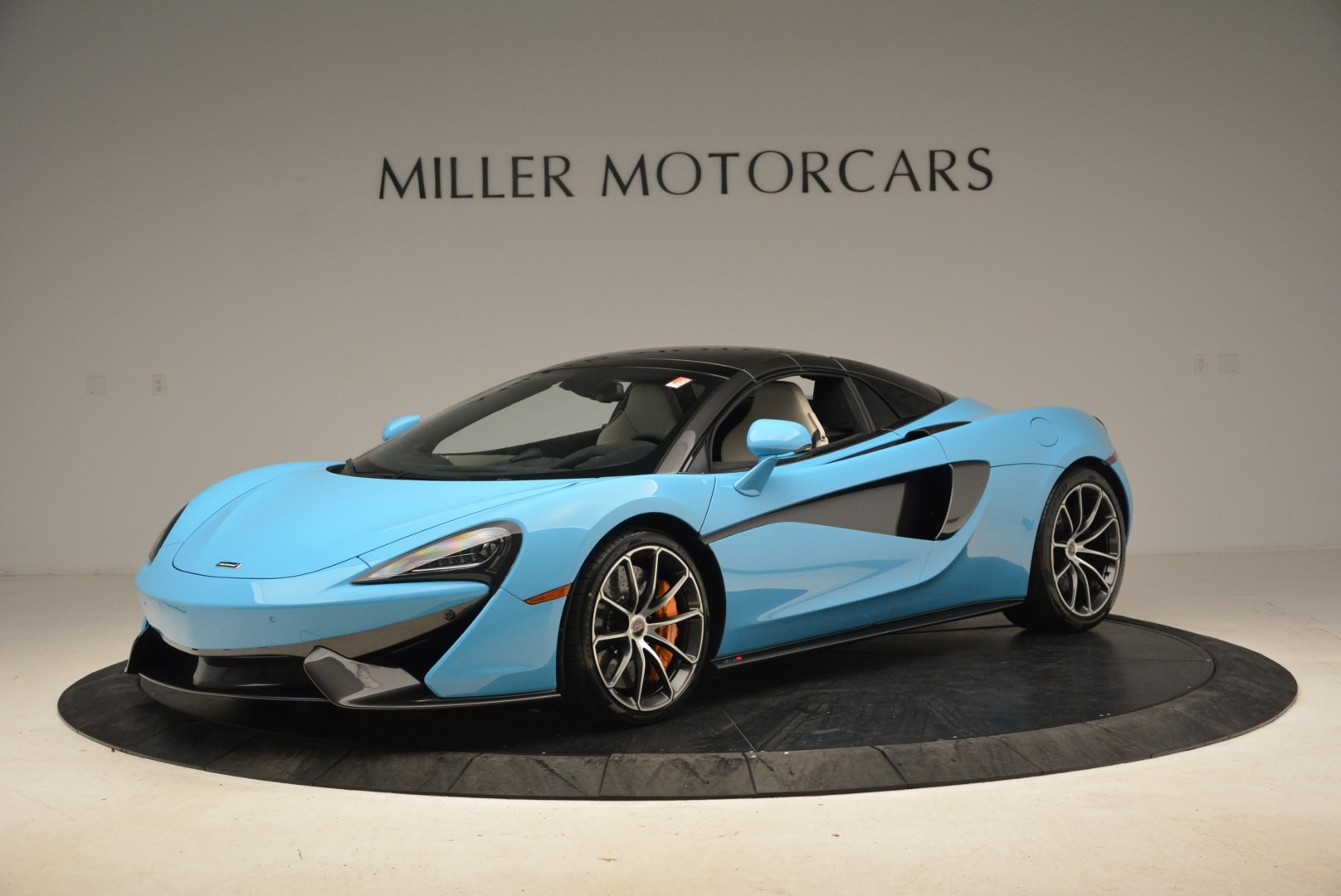 Used 2018 McLaren 570S Spider For Sale In Greenwich, CT 2215_p15