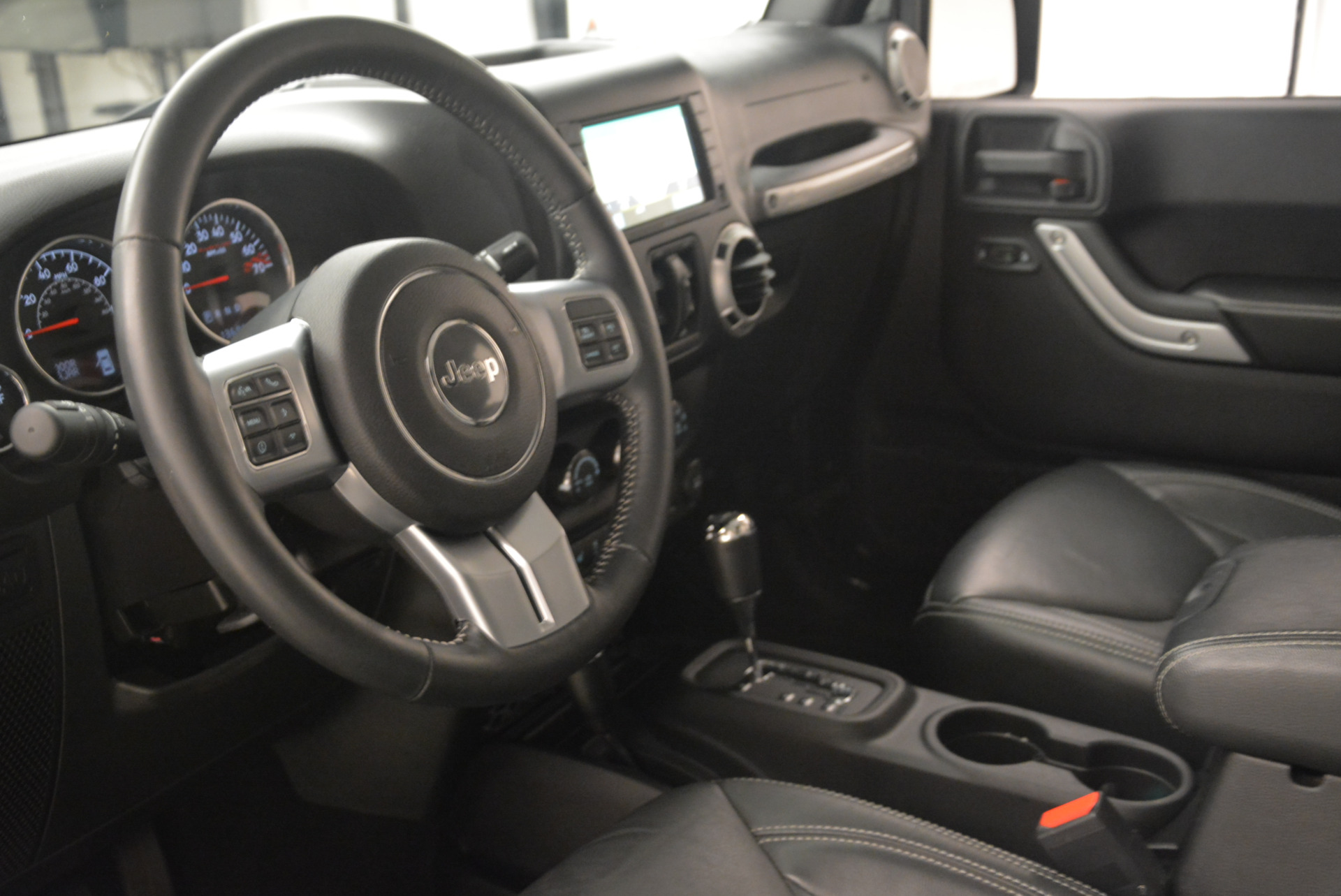 Used 2016 Jeep Wrangler Unlimited Rubicon For Sale In Greenwich, CT 2218_p13