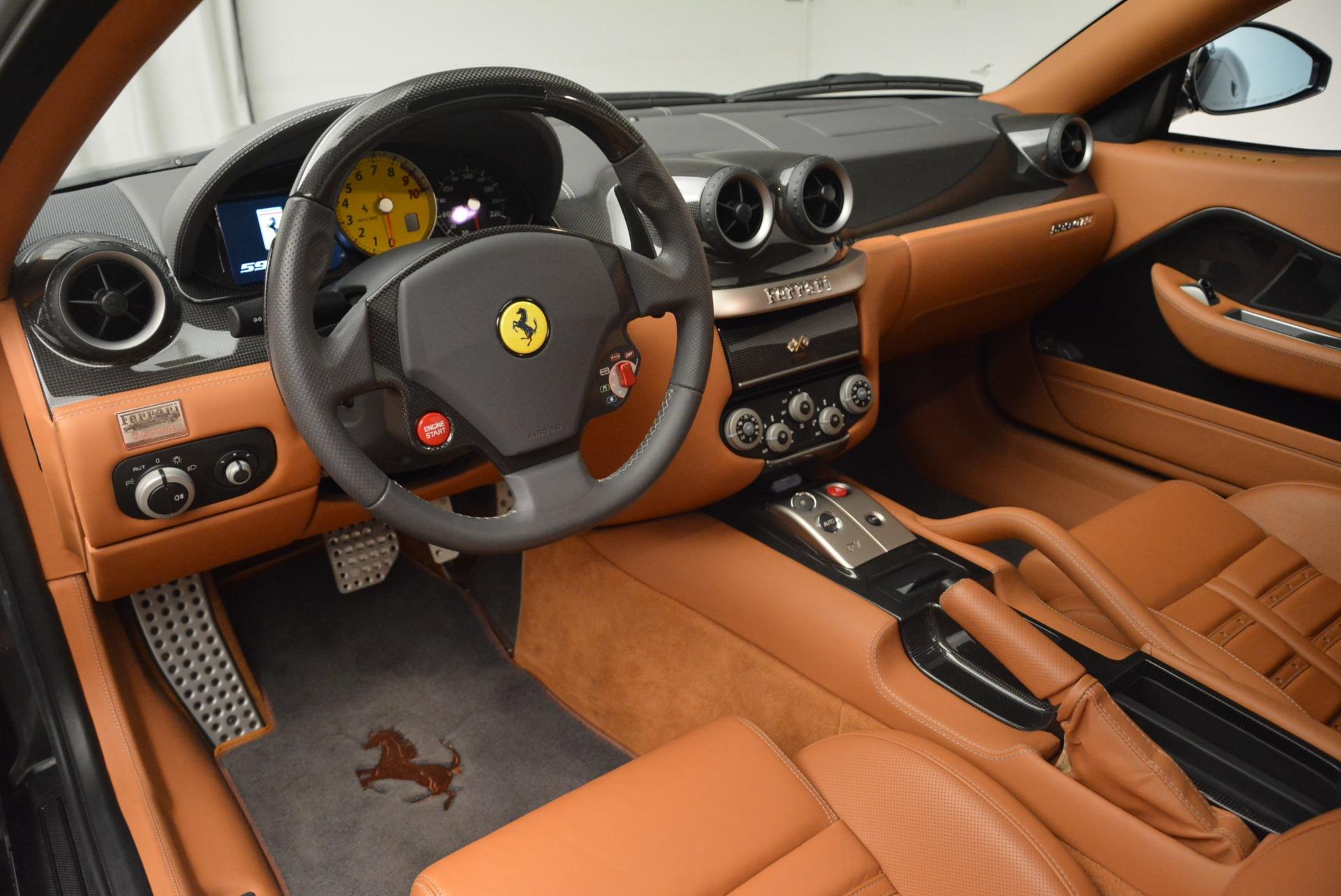 Used 2010 Ferrari 599 GTB Fiorano  For Sale In Greenwich, CT 2219_p13