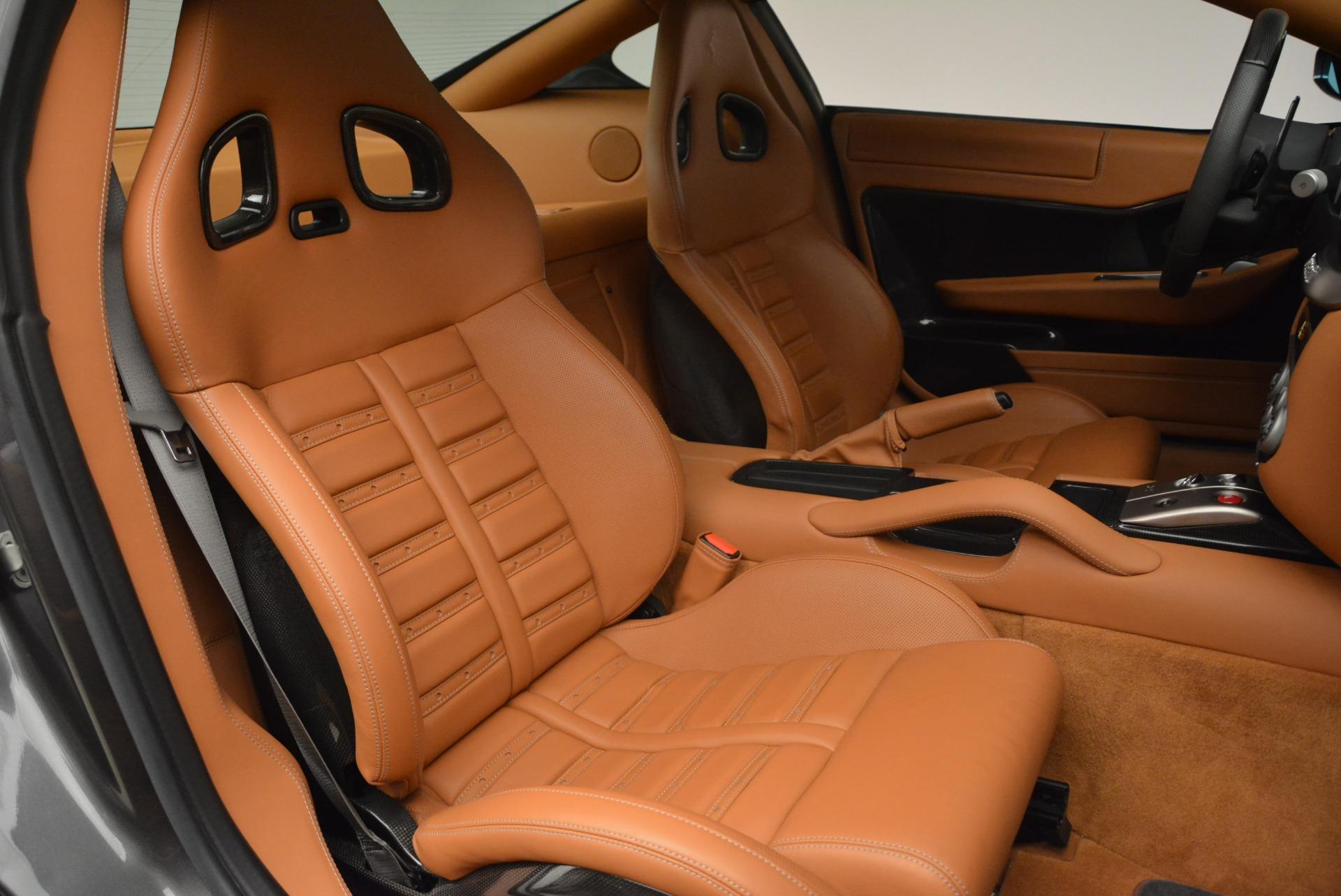 Used 2010 Ferrari 599 GTB Fiorano  For Sale In Greenwich, CT 2219_p19