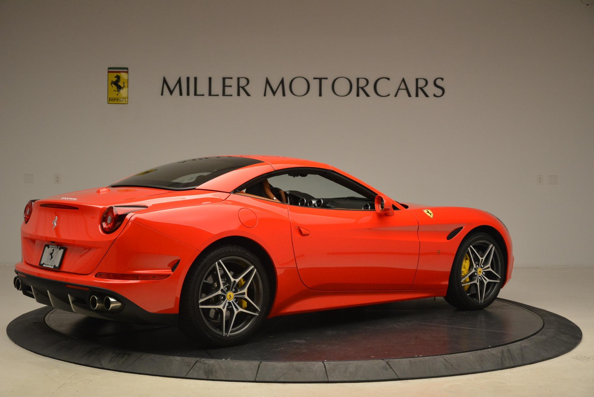 Used 2015 Ferrari California T  For Sale In Greenwich, CT 2221_p20