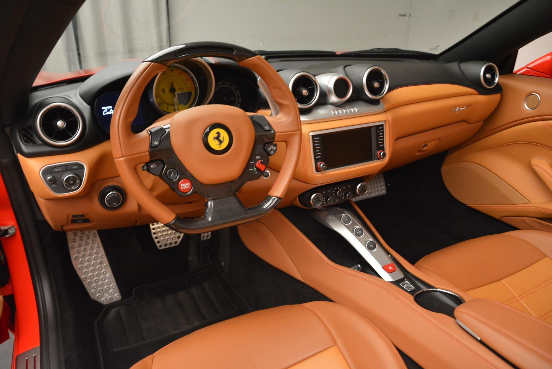 Used 2015 Ferrari California T  For Sale In Greenwich, CT 2221_p25