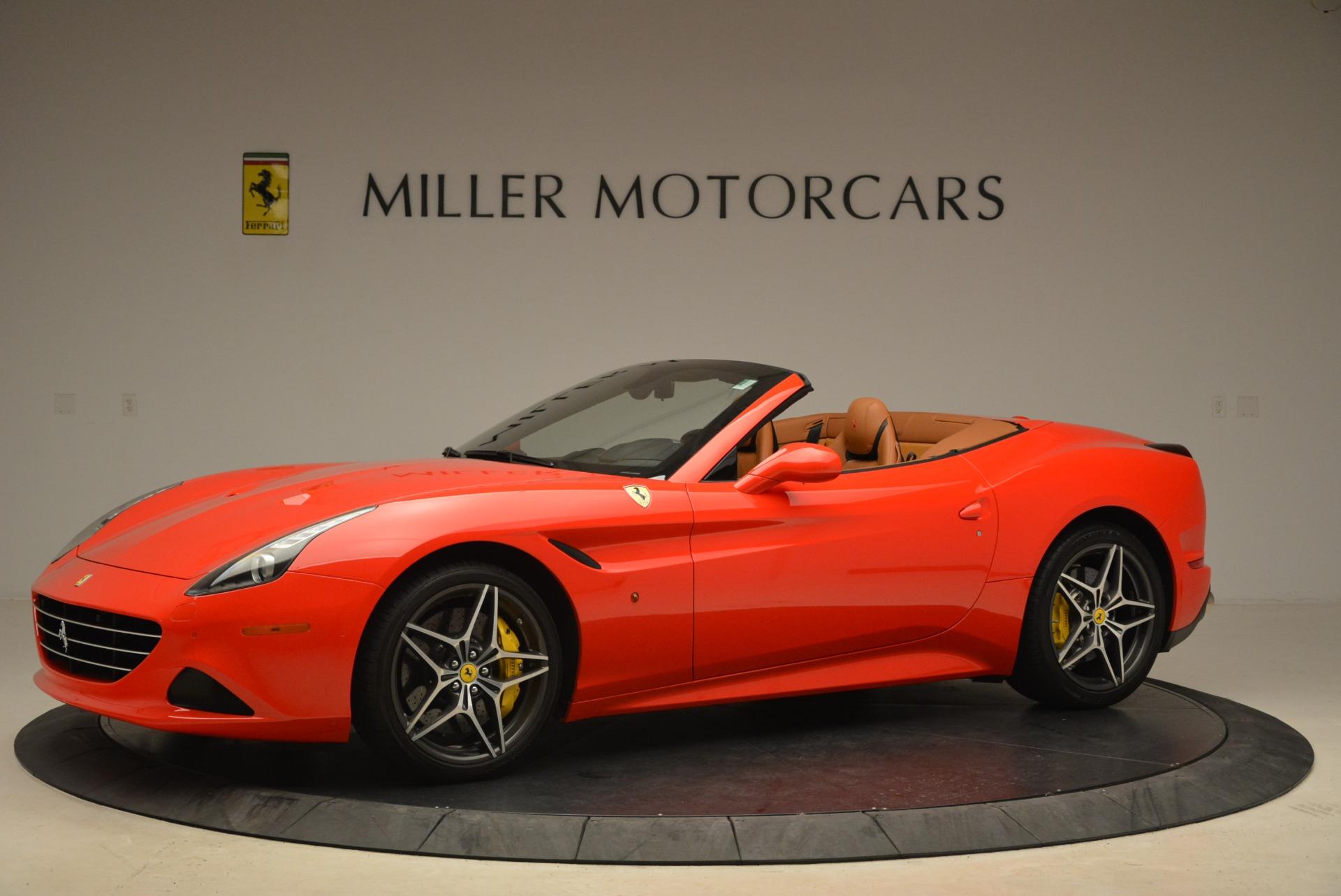 Used 2015 Ferrari California T  For Sale In Greenwich, CT 2221_p2