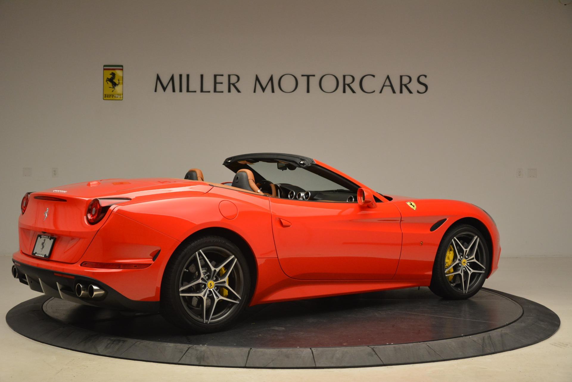 Used 2015 Ferrari California T  For Sale In Greenwich, CT 2221_p8