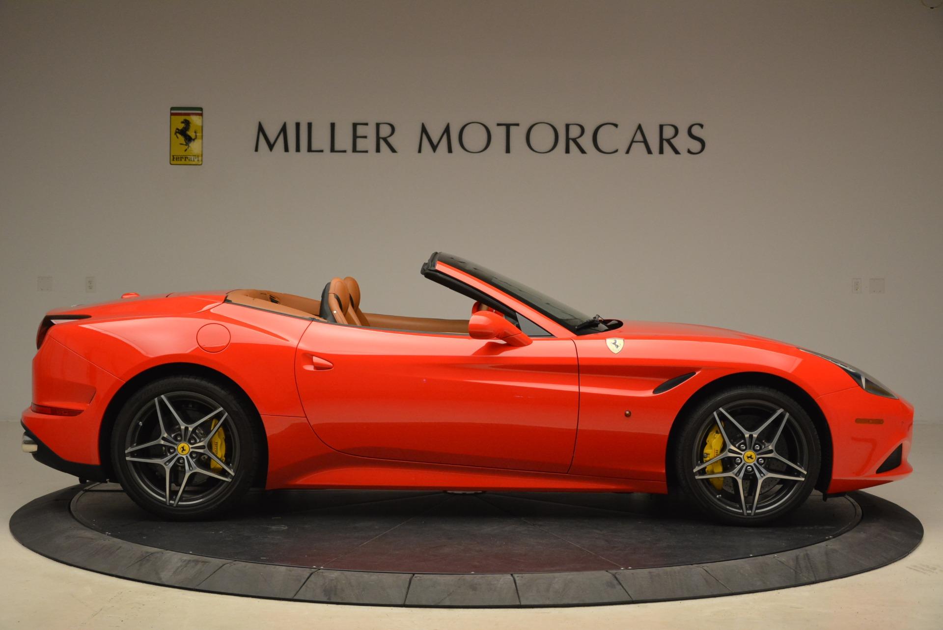 Used 2015 Ferrari California T  For Sale In Greenwich, CT 2221_p9