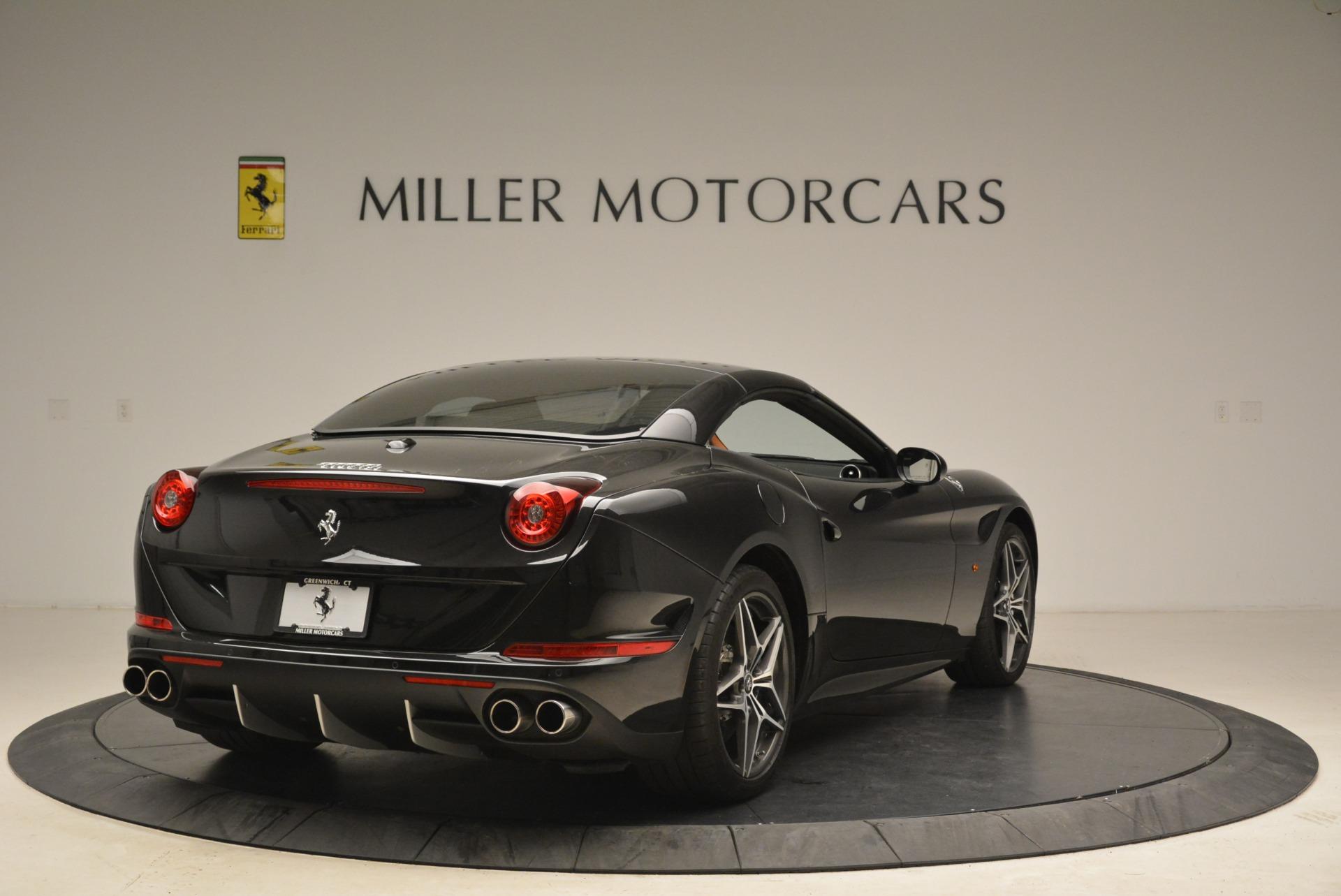 Used 2015 Ferrari California T  For Sale In Greenwich, CT 2224_p19