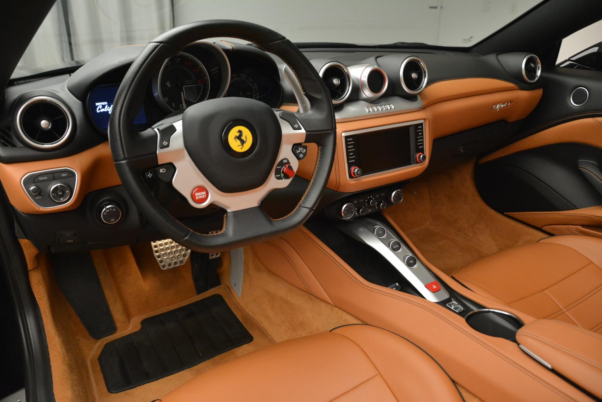Used 2015 Ferrari California T  For Sale In Greenwich, CT 2224_p25