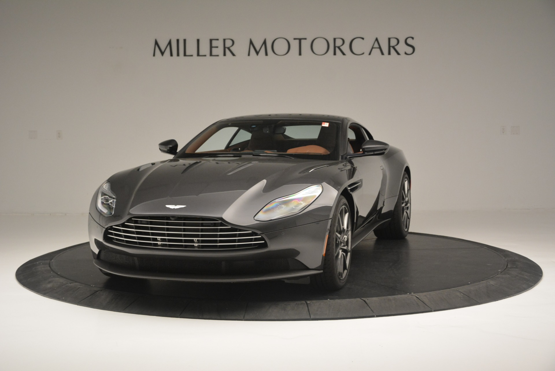 New 2018 Aston Martin DB11 V12 Coupe For Sale In Greenwich, CT 2226_main