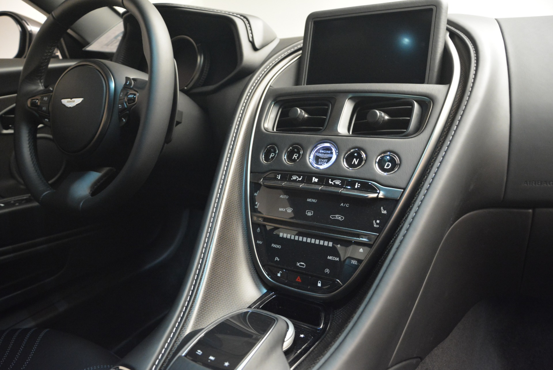 New 2018 Aston Martin DB11 V12 Coupe For Sale In Greenwich, CT 2228_p18