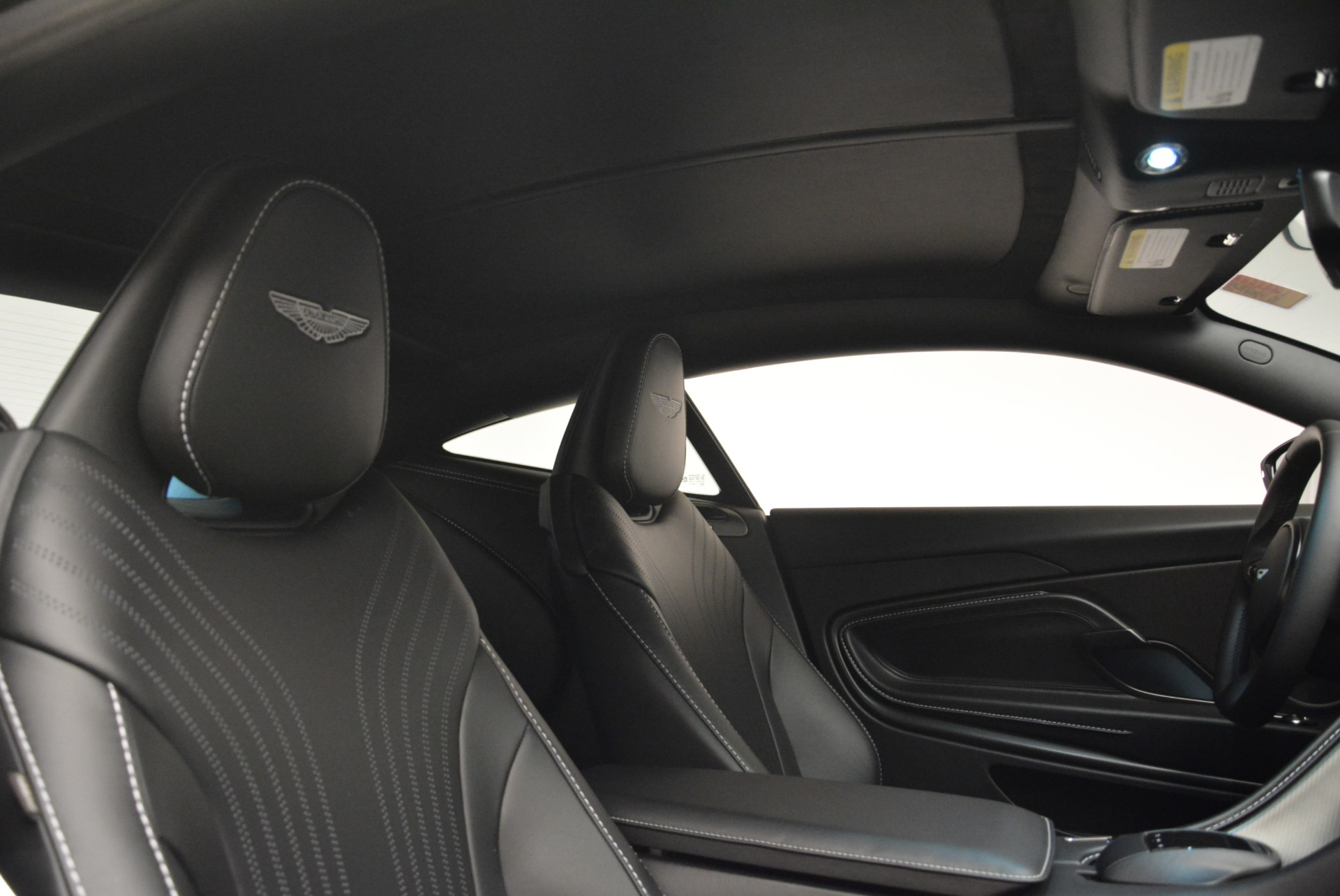 New 2018 Aston Martin DB11 V12 Coupe For Sale In Greenwich, CT 2228_p19