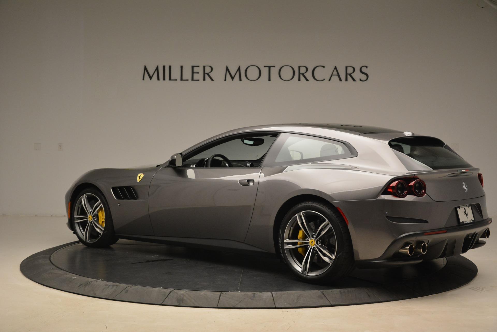 Used 2017 Ferrari GTC4Lusso  For Sale In Greenwich, CT 2229_p4