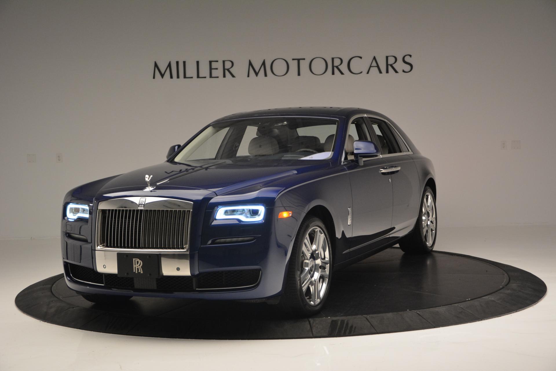 New 2016 Rolls-Royce Ghost Series II  For Sale In Greenwich, CT 223_main