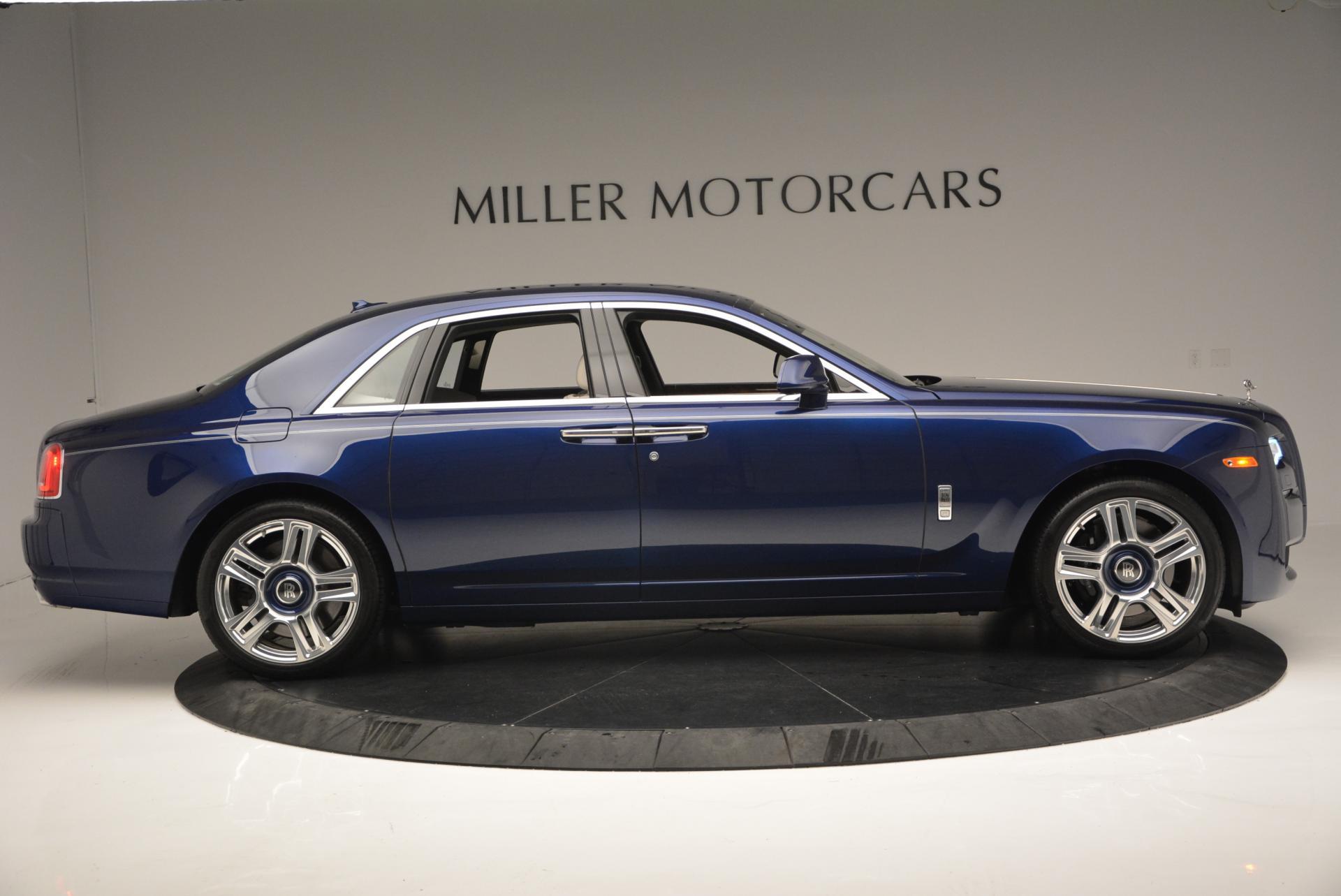 New 2016 Rolls-Royce Ghost Series II  For Sale In Greenwich, CT 223_p10