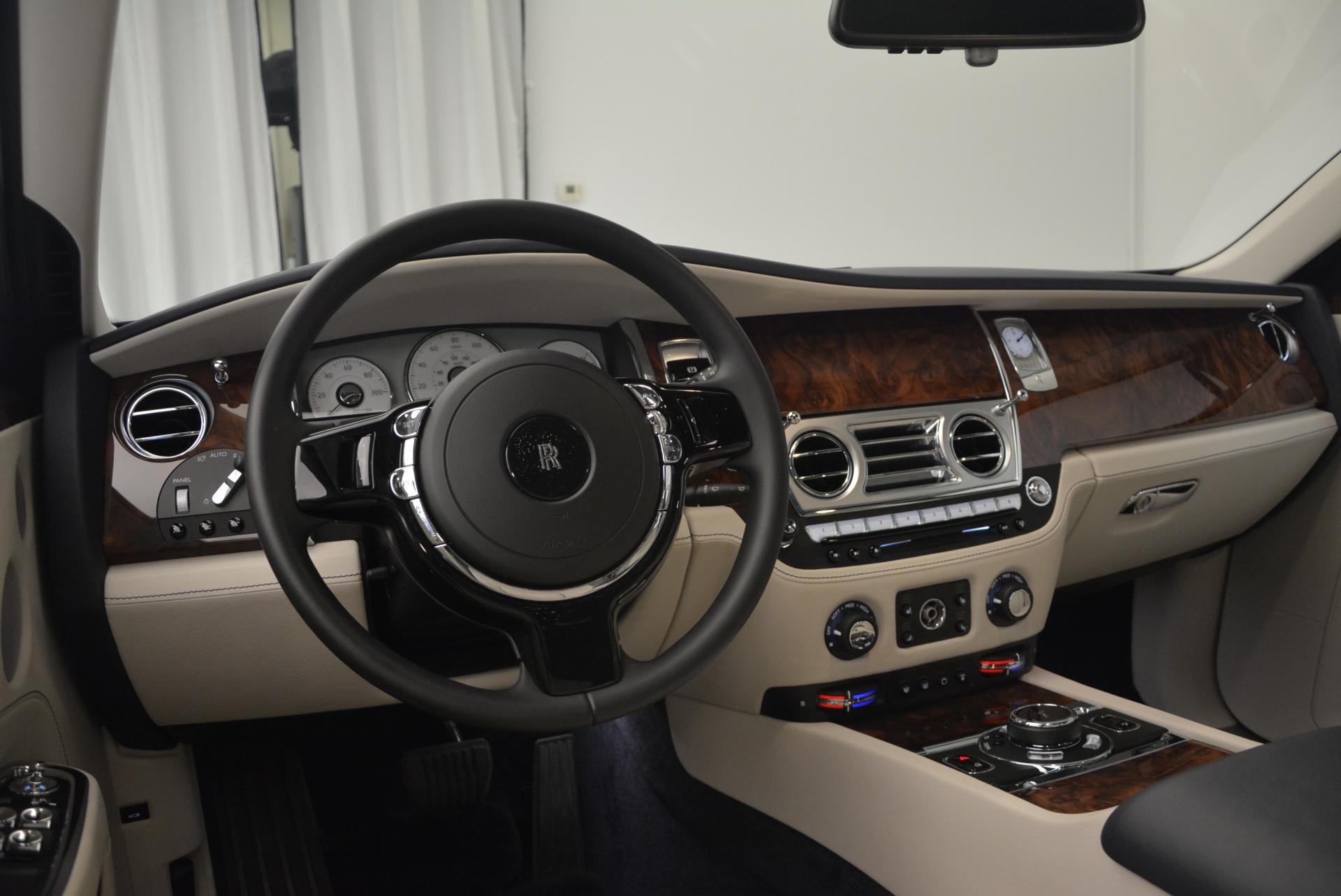 New 2016 Rolls-Royce Ghost Series II  For Sale In Greenwich, CT 223_p21