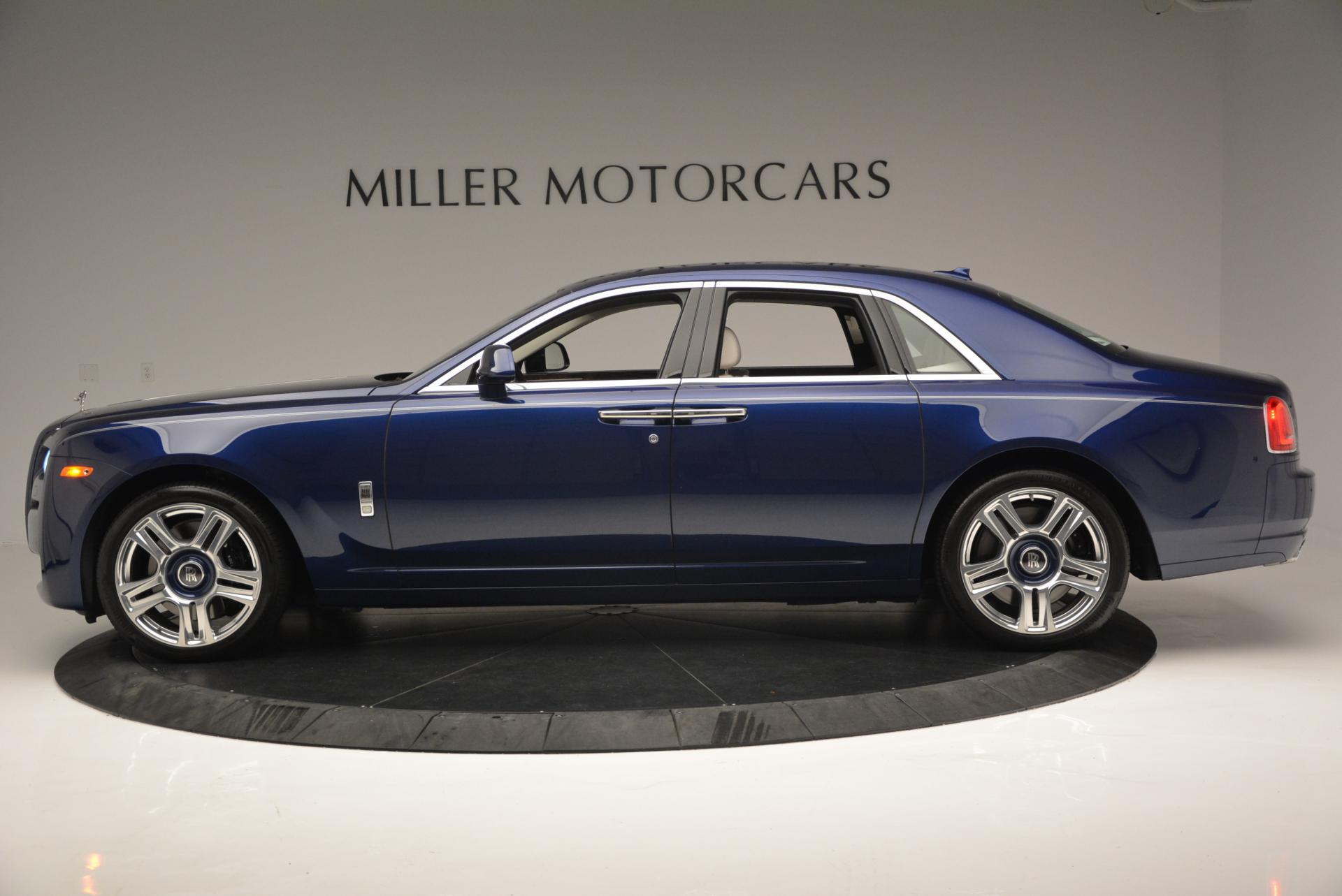 New 2016 Rolls-Royce Ghost Series II  For Sale In Greenwich, CT 223_p4