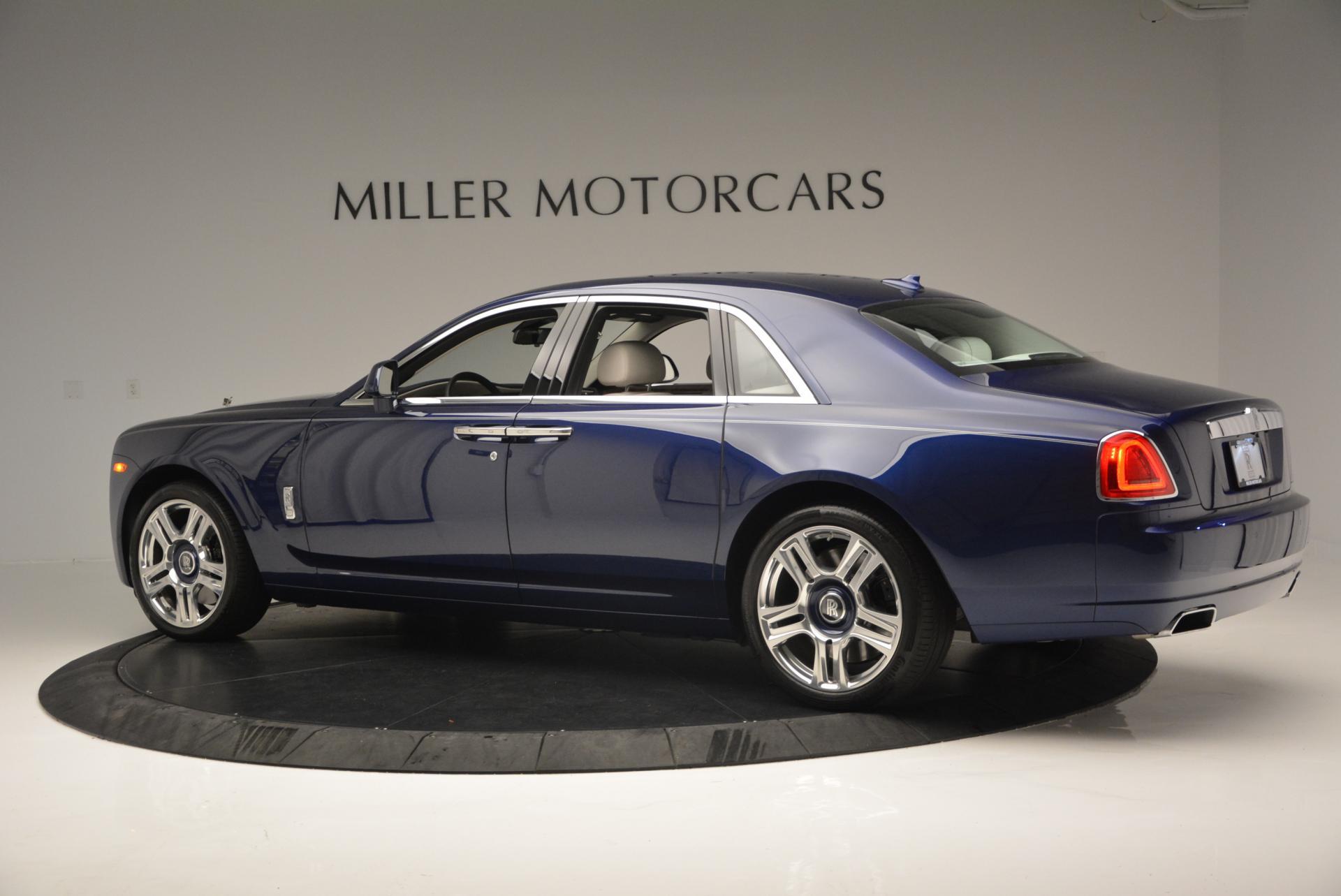 New 2016 Rolls-Royce Ghost Series II  For Sale In Greenwich, CT 223_p5