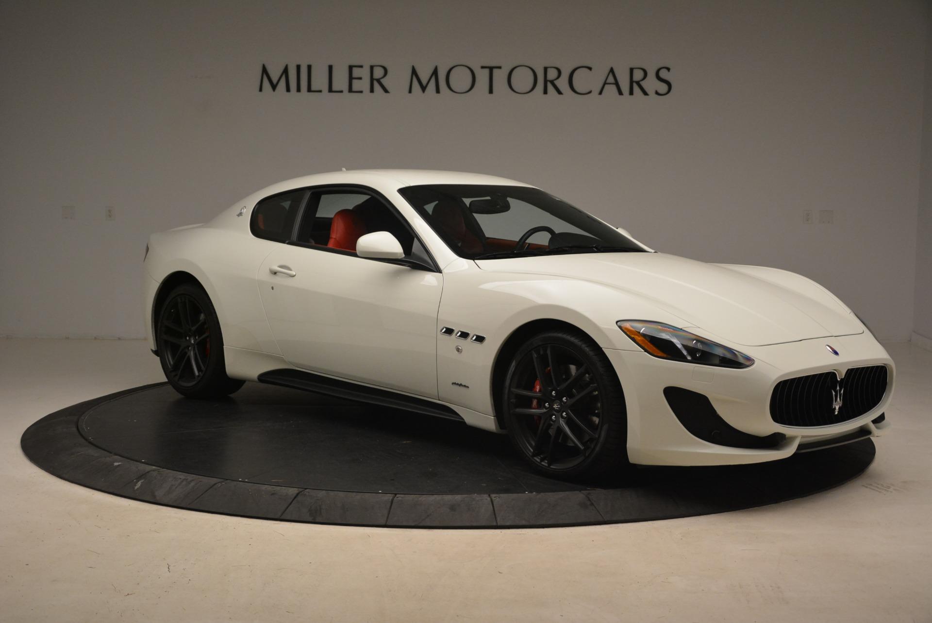 Used 2015 Maserati GranTurismo Sport For Sale In Greenwich, CT 2233_p11