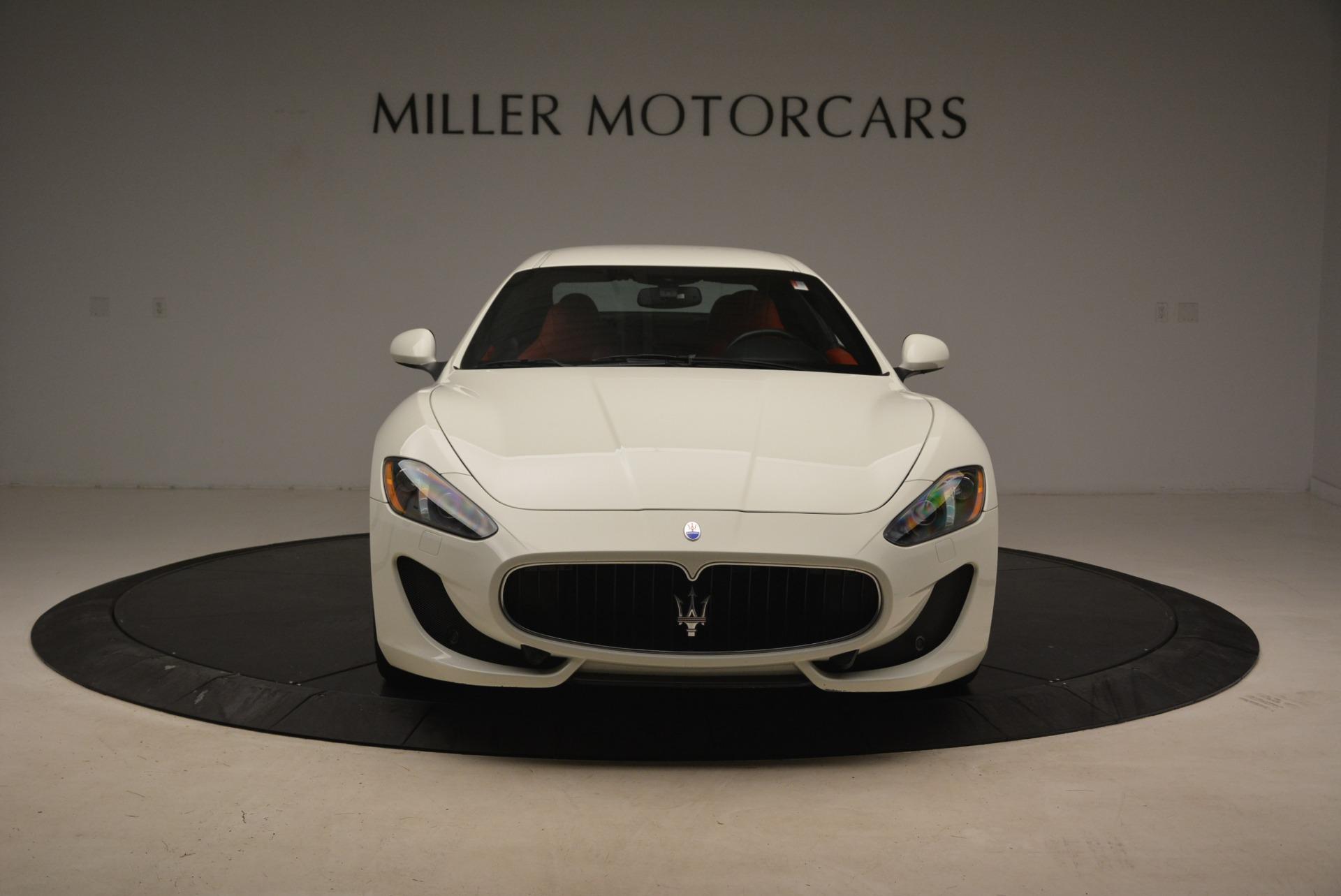 Used 2015 Maserati GranTurismo Sport For Sale In Greenwich, CT 2233_p12