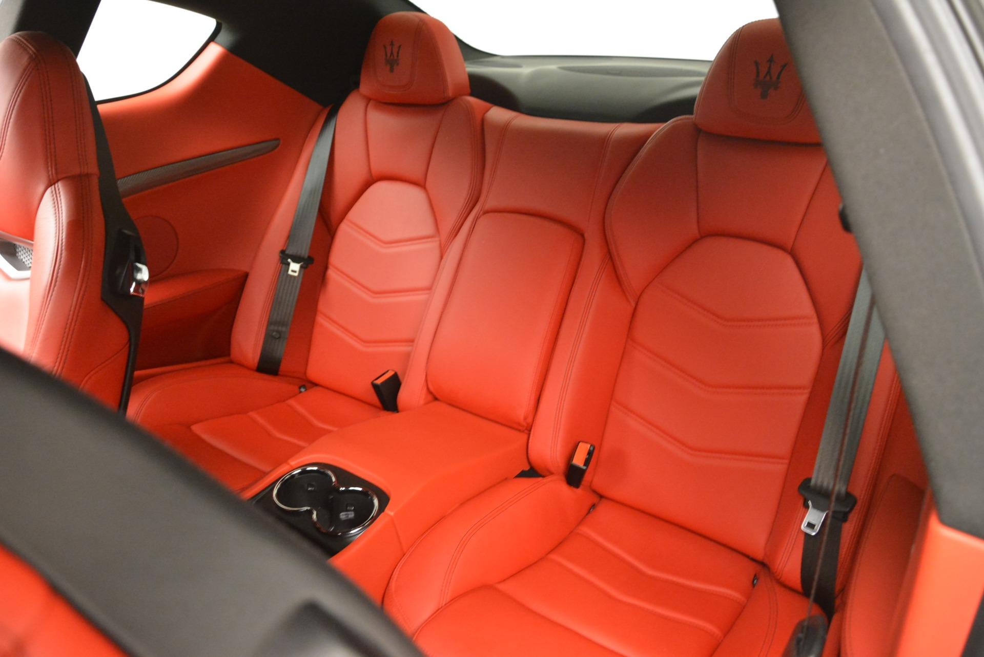 Used 2015 Maserati GranTurismo Sport For Sale In Greenwich, CT 2233_p18