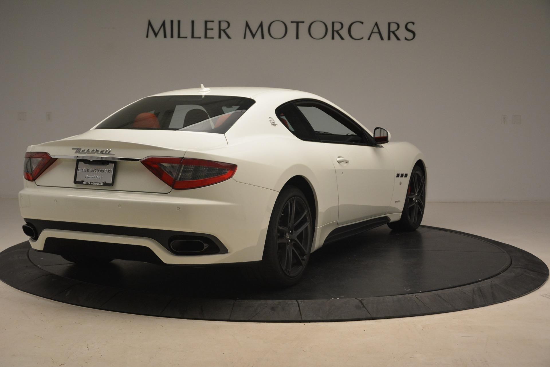 Used 2015 Maserati GranTurismo Sport For Sale In Greenwich, CT 2233_p7